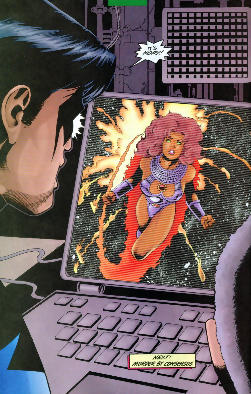 Read online The Titans (1999) comic -  Issue #47 - 23