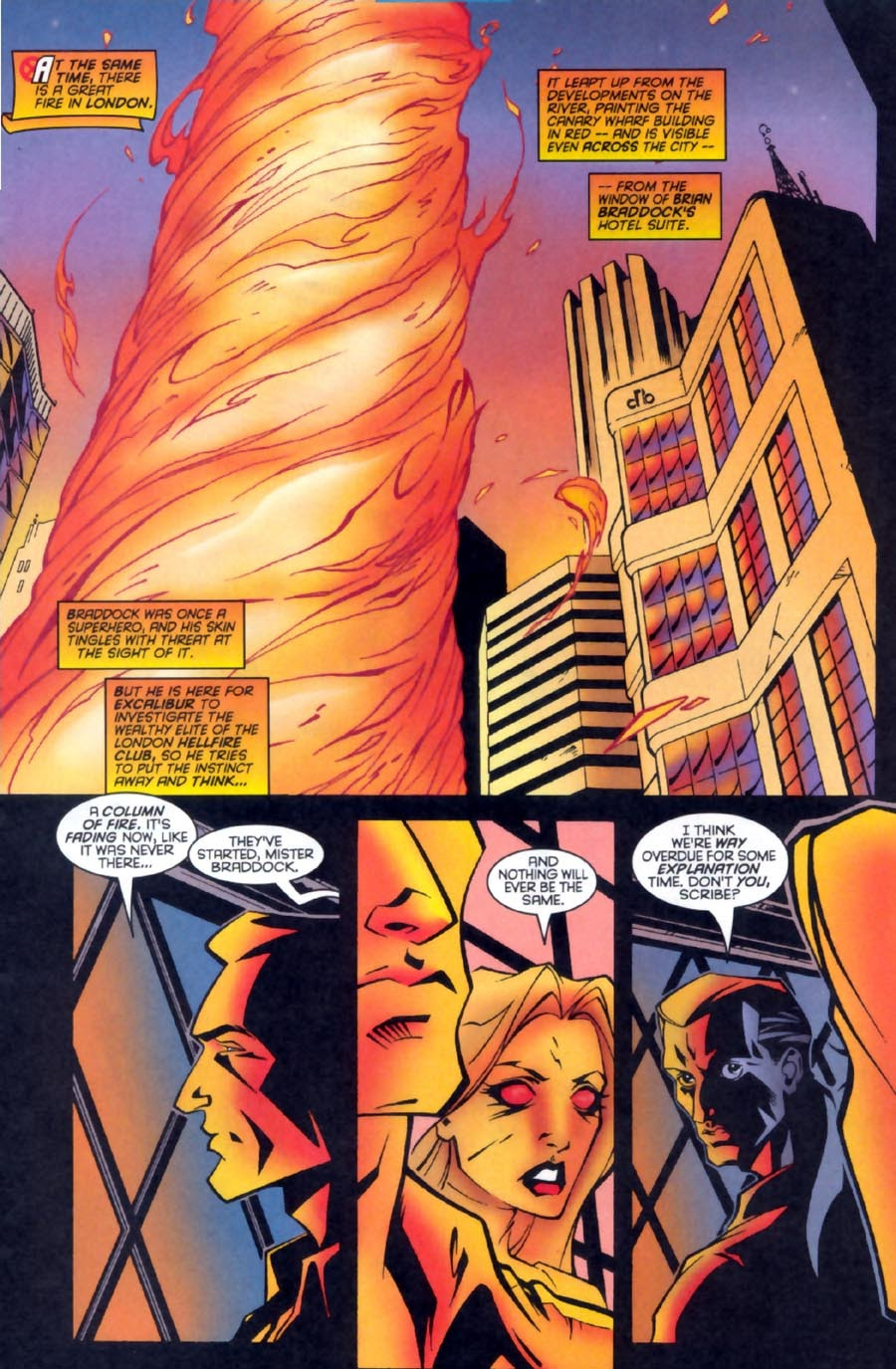 Excalibur (1988) issue 99 - Page 7