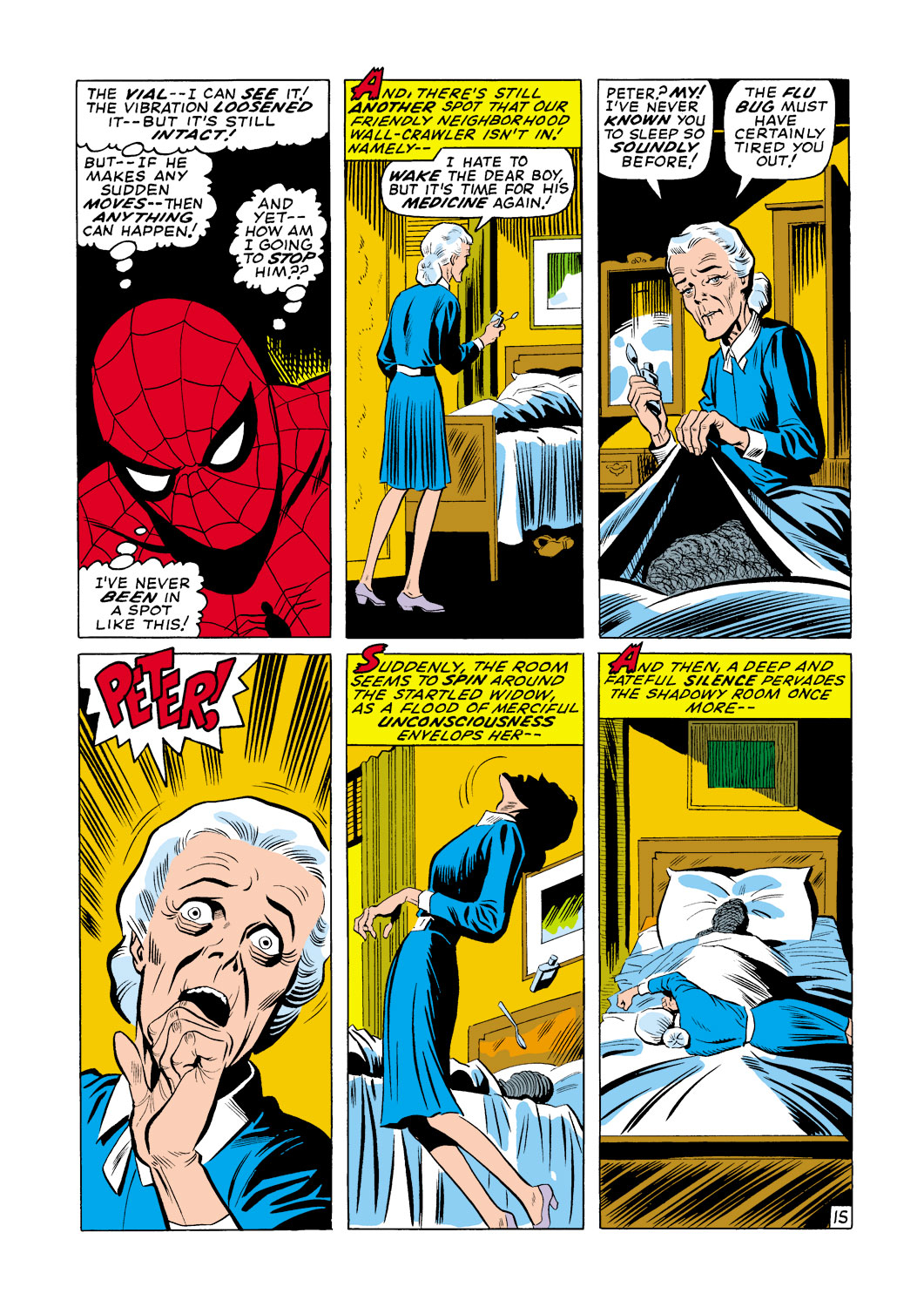 The Amazing Spider-Man (1963) 81 Page 15