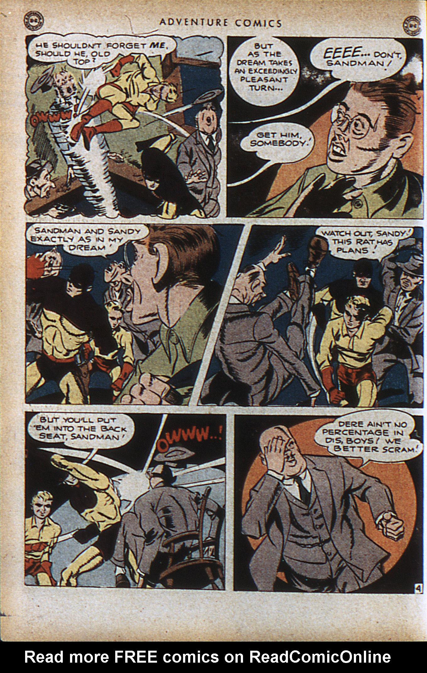 Read online Adventure Comics (1938) comic -  Issue #96 - 7