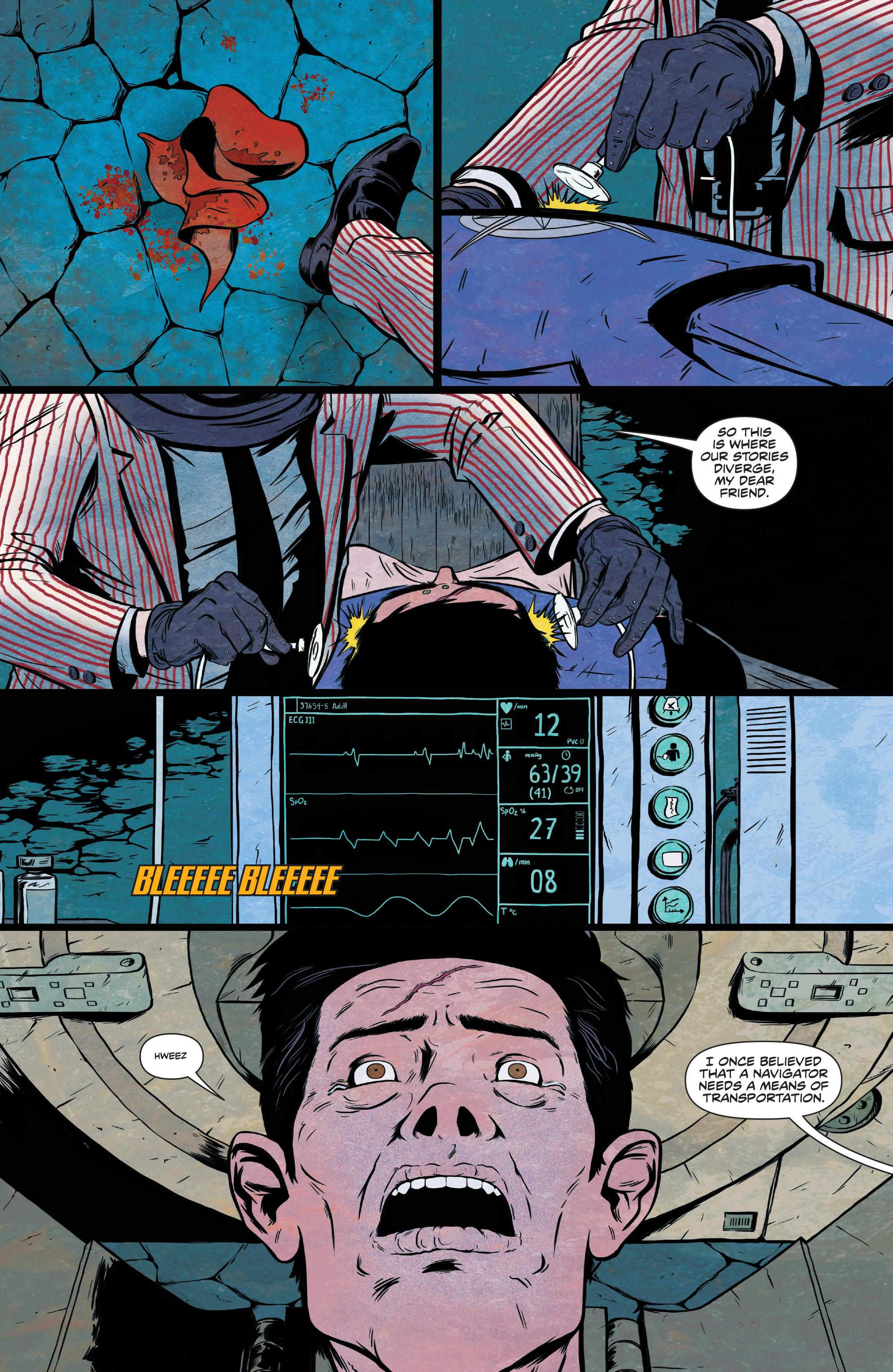 Read online Translucid comic -  Issue #6 - 20
