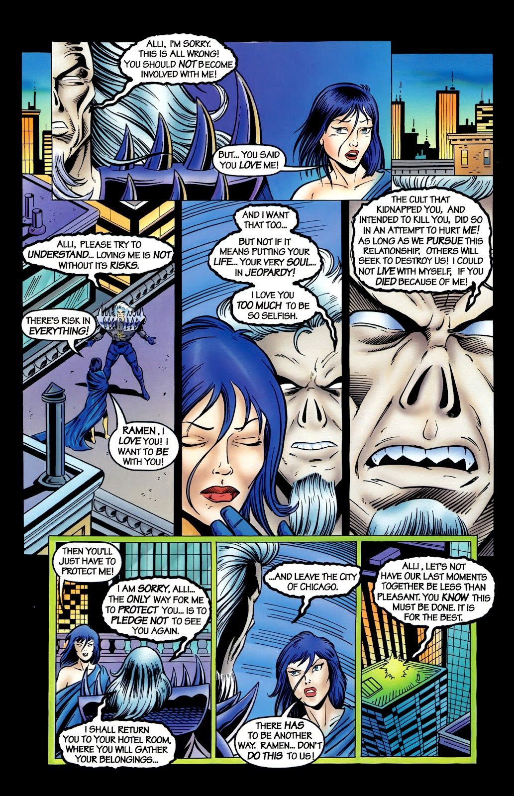 Read online Perg comic -  Issue #7 - 22