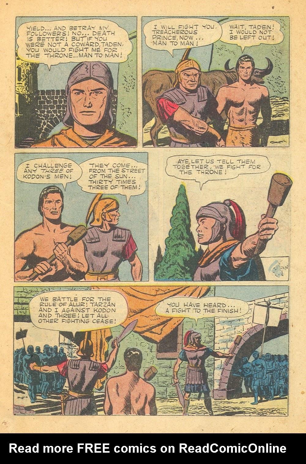 Tarzan (1948) issue 57 - Page 15
