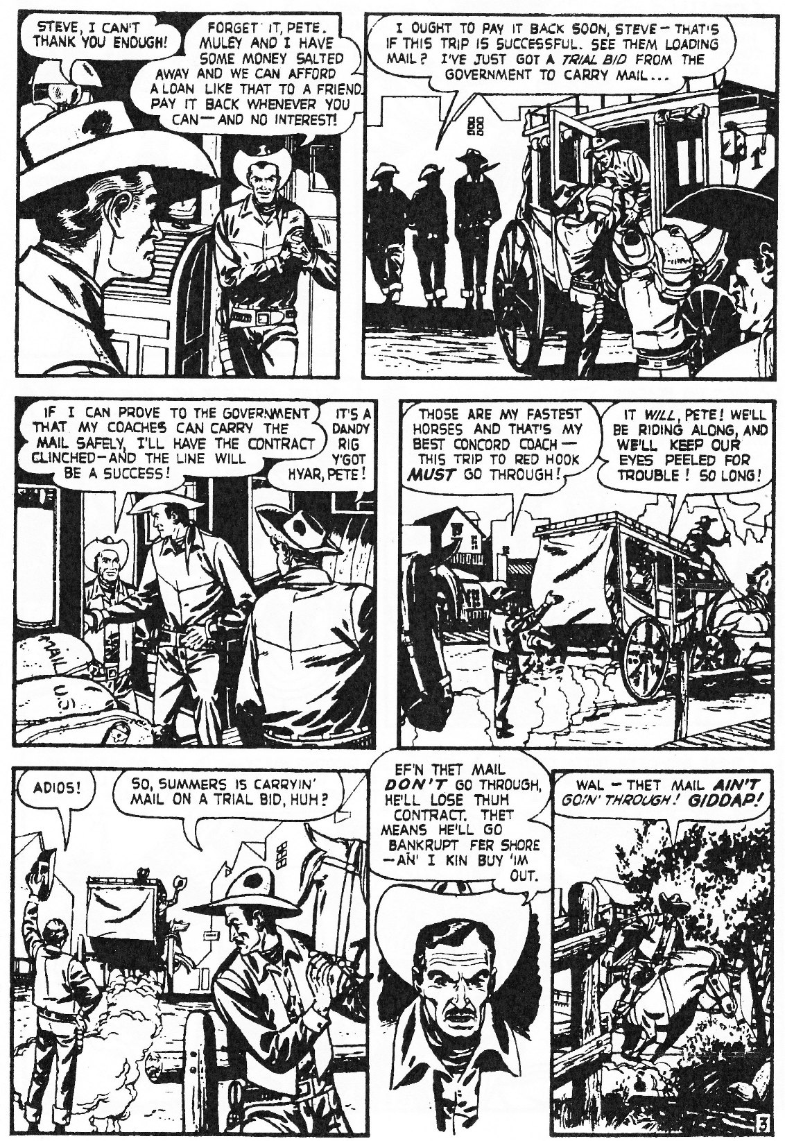 Read online Men of Mystery Comics comic -  Issue #81 - 189