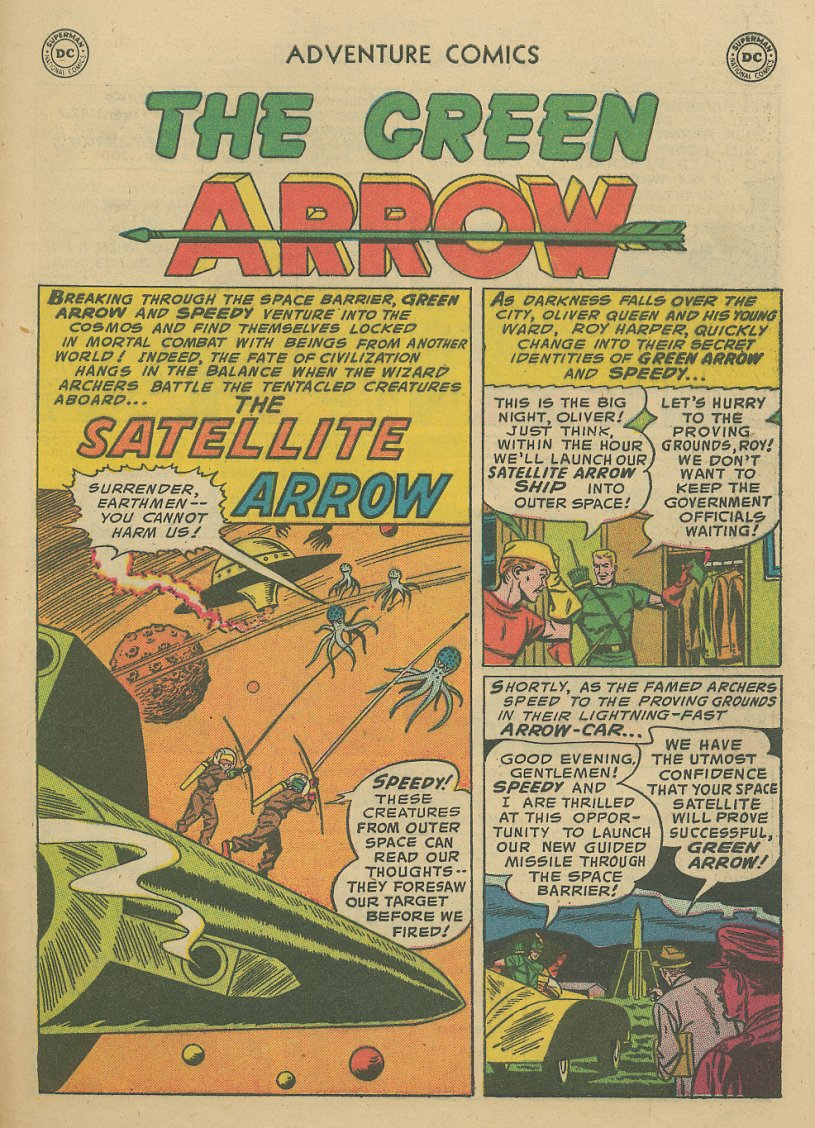 Read online Adventure Comics (1938) comic -  Issue #221 - 26