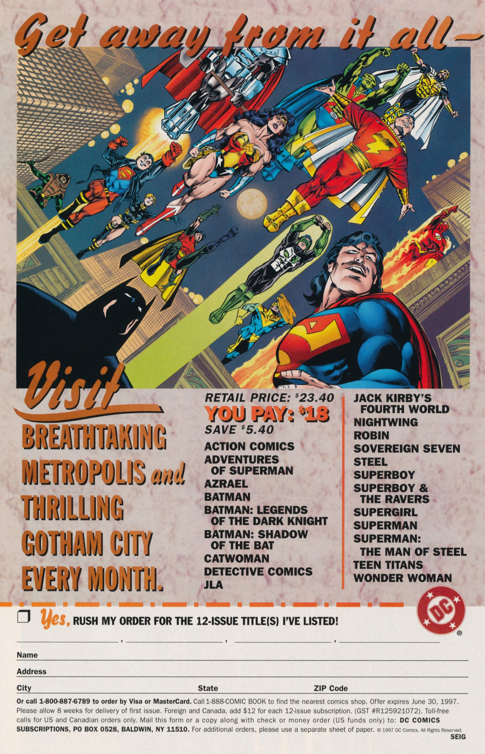 Read online Action Comics (1938) comic -  Issue #734 - 14