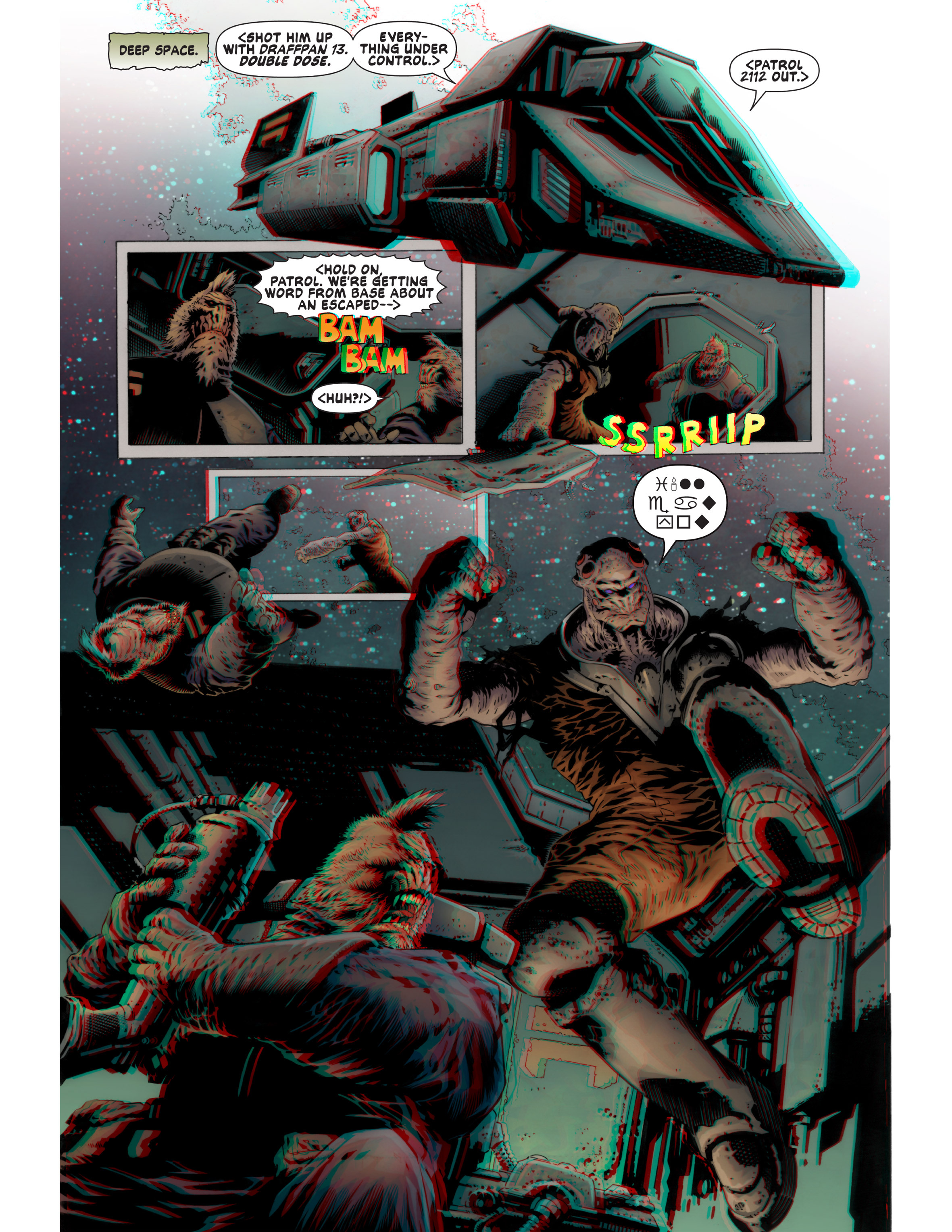 Read online Bad Planet comic -  Issue # TPB - 51