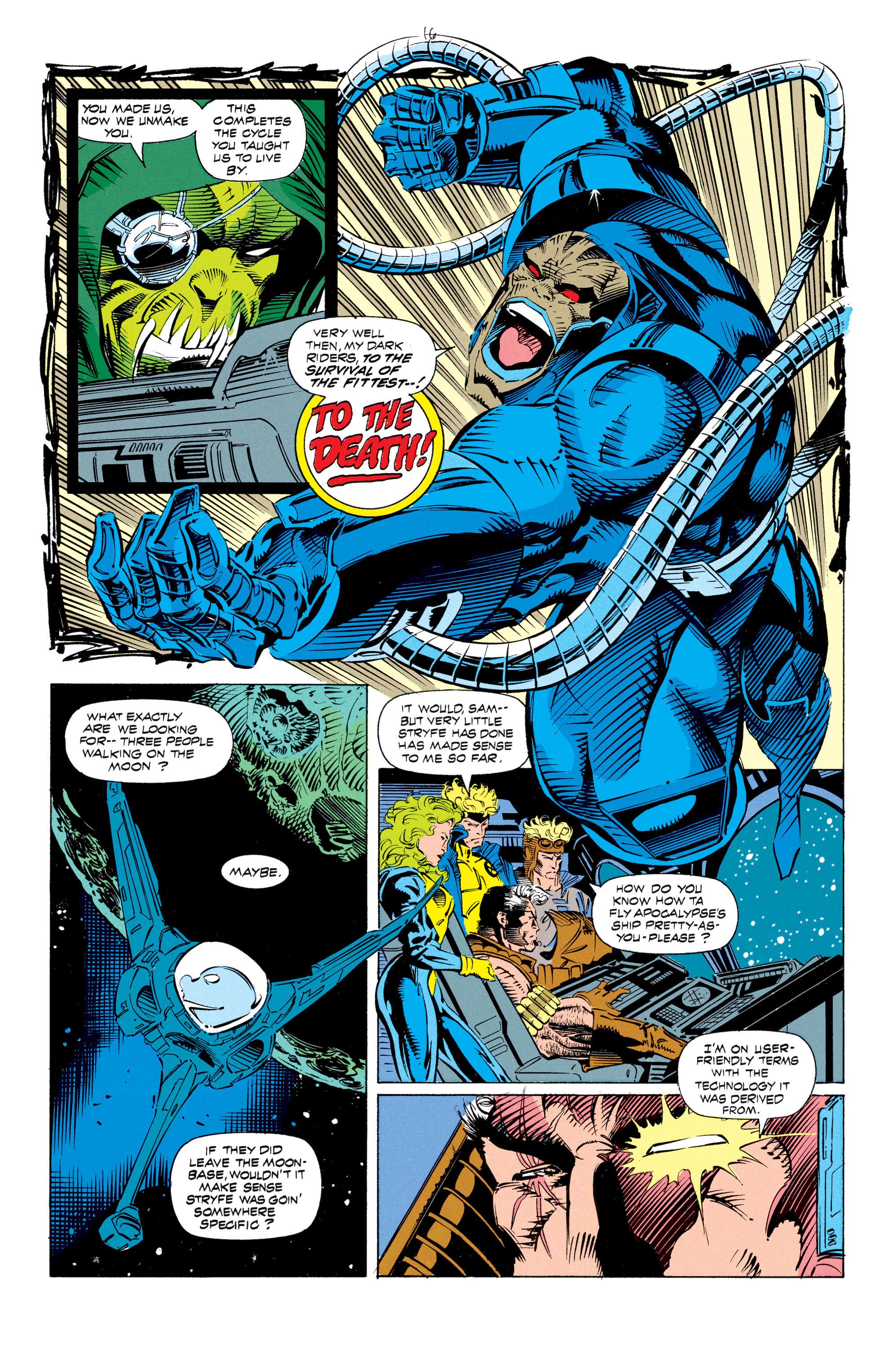 X-Men (1991) 16 Page 18