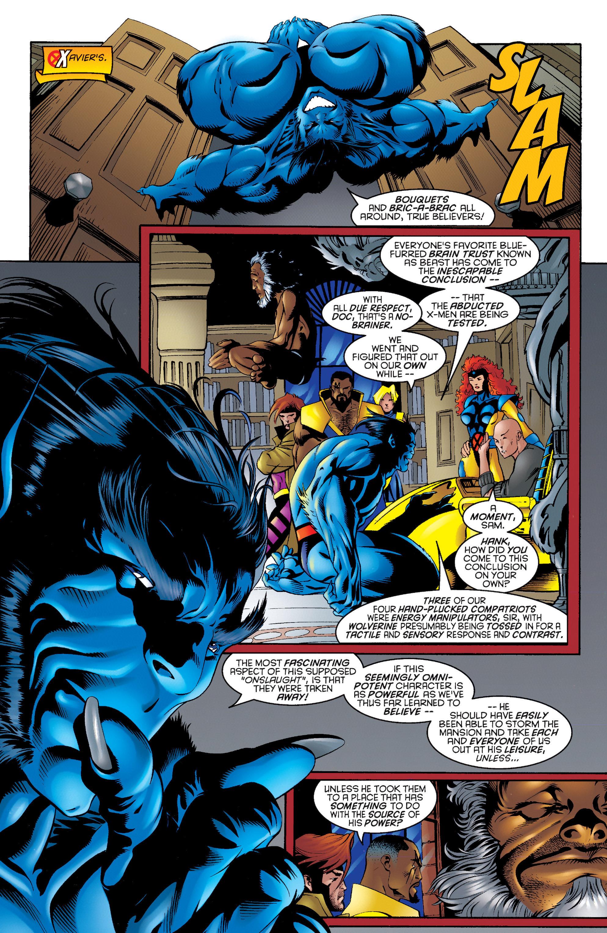 X-Men (1991) 50 Page 25