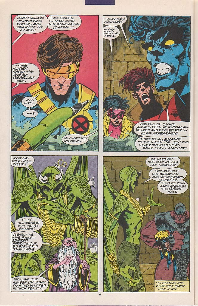 Excalibur (1988) issue 58 - Page 7