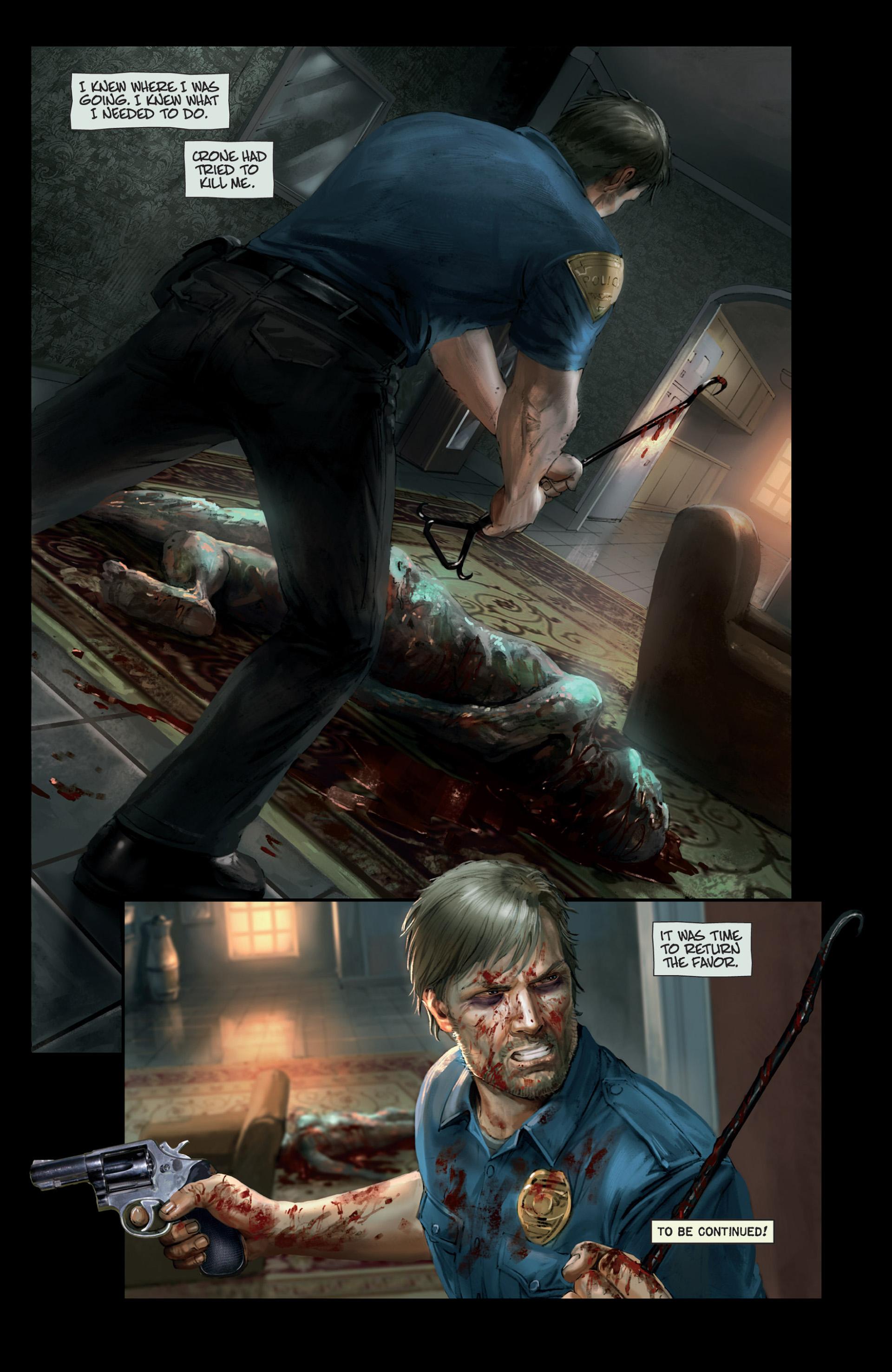Read online Abattoir comic -  Issue #4 - 24