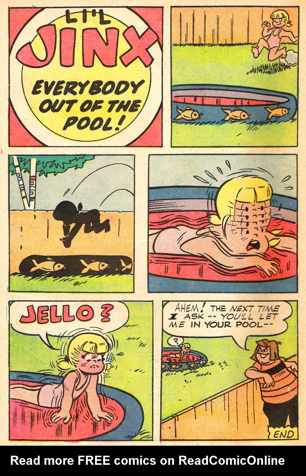 Read online Archie's Girls Betty and Veronica comic -  Issue #213 - 10