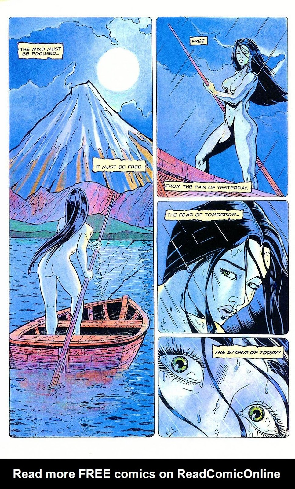 Shi: The Way of the Warrior Issue #1 #1 - English 6