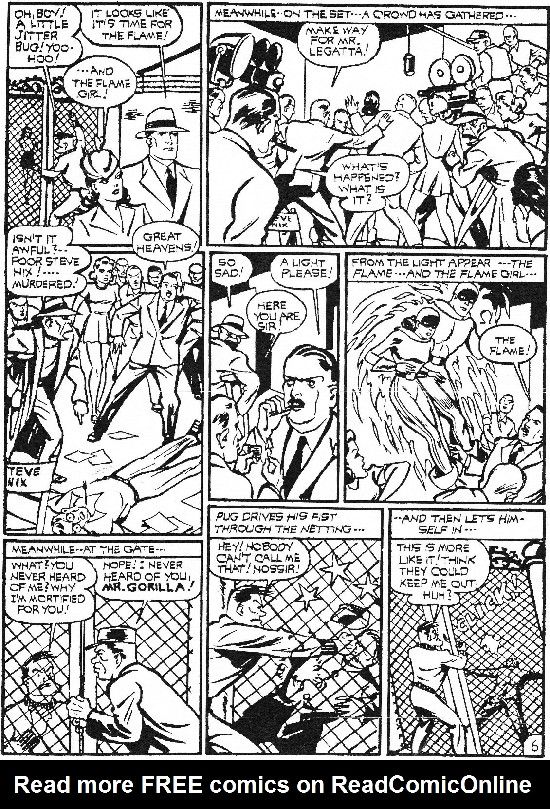 Read online Men of Mystery Comics comic -  Issue #74 - 28