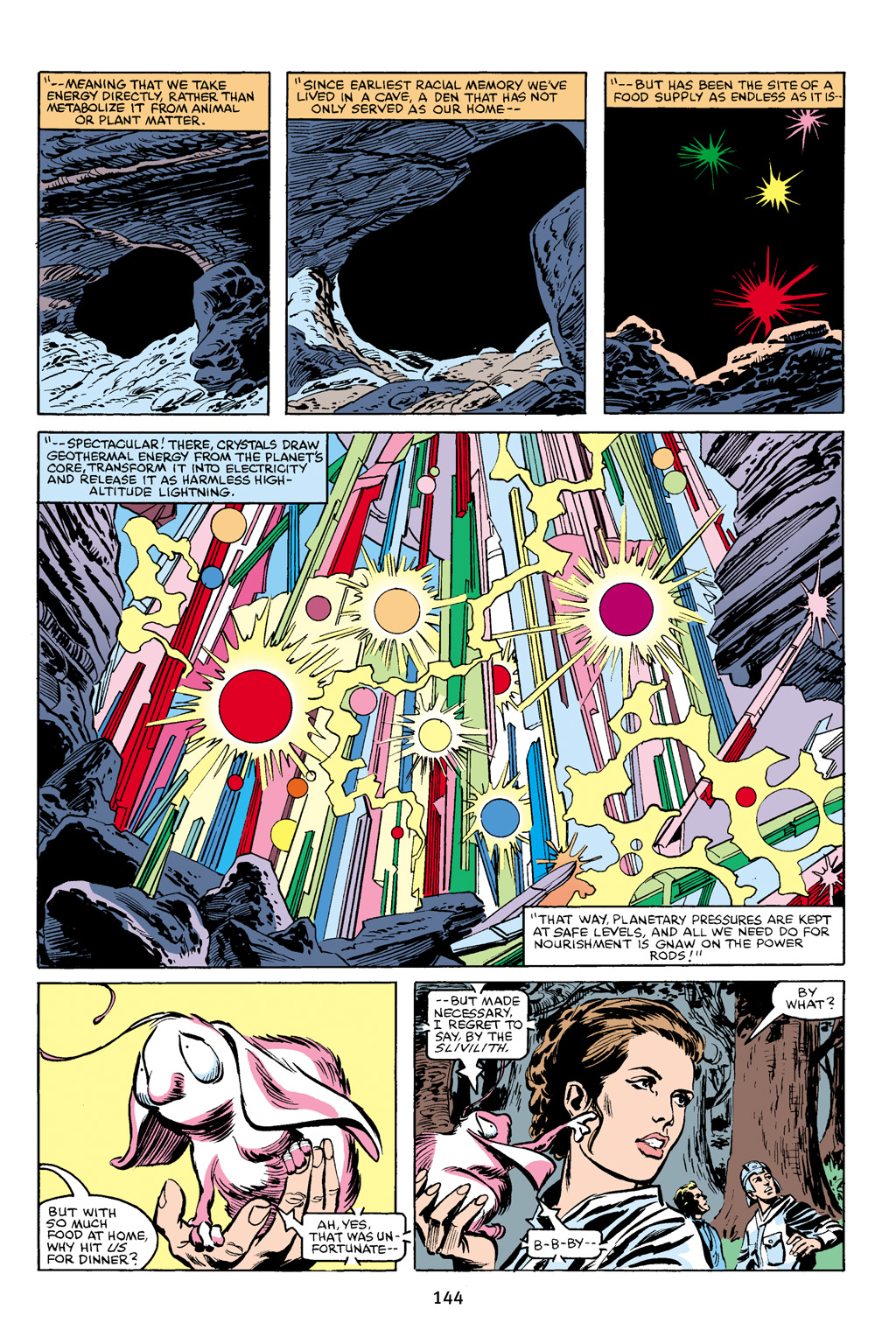Read online Star Wars Omnibus comic -  Issue # Vol. 16 - 142