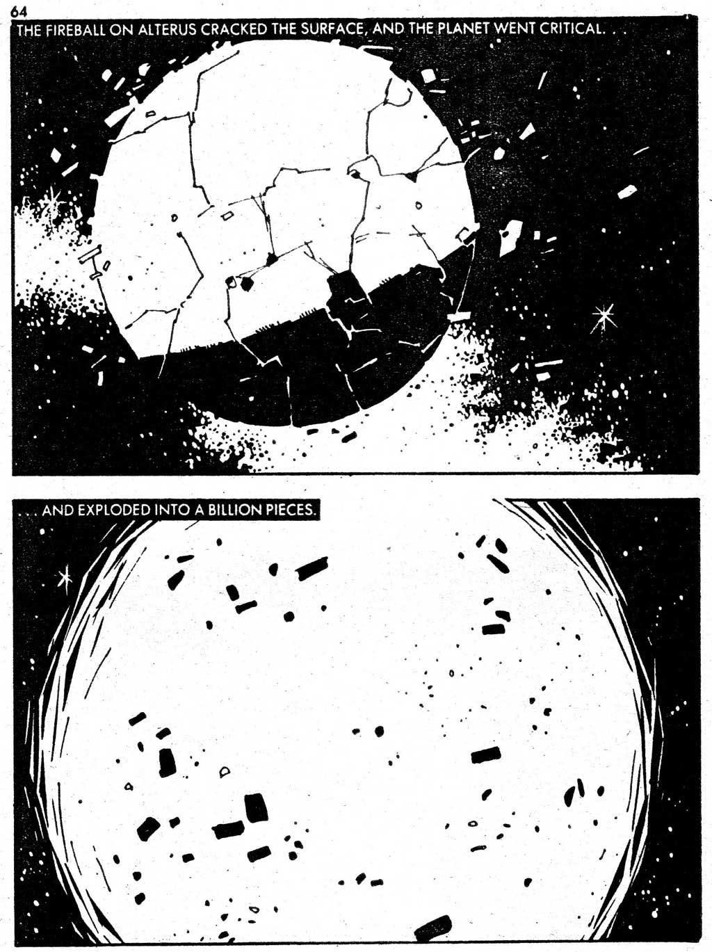 Starblazer issue 71 - Page 64