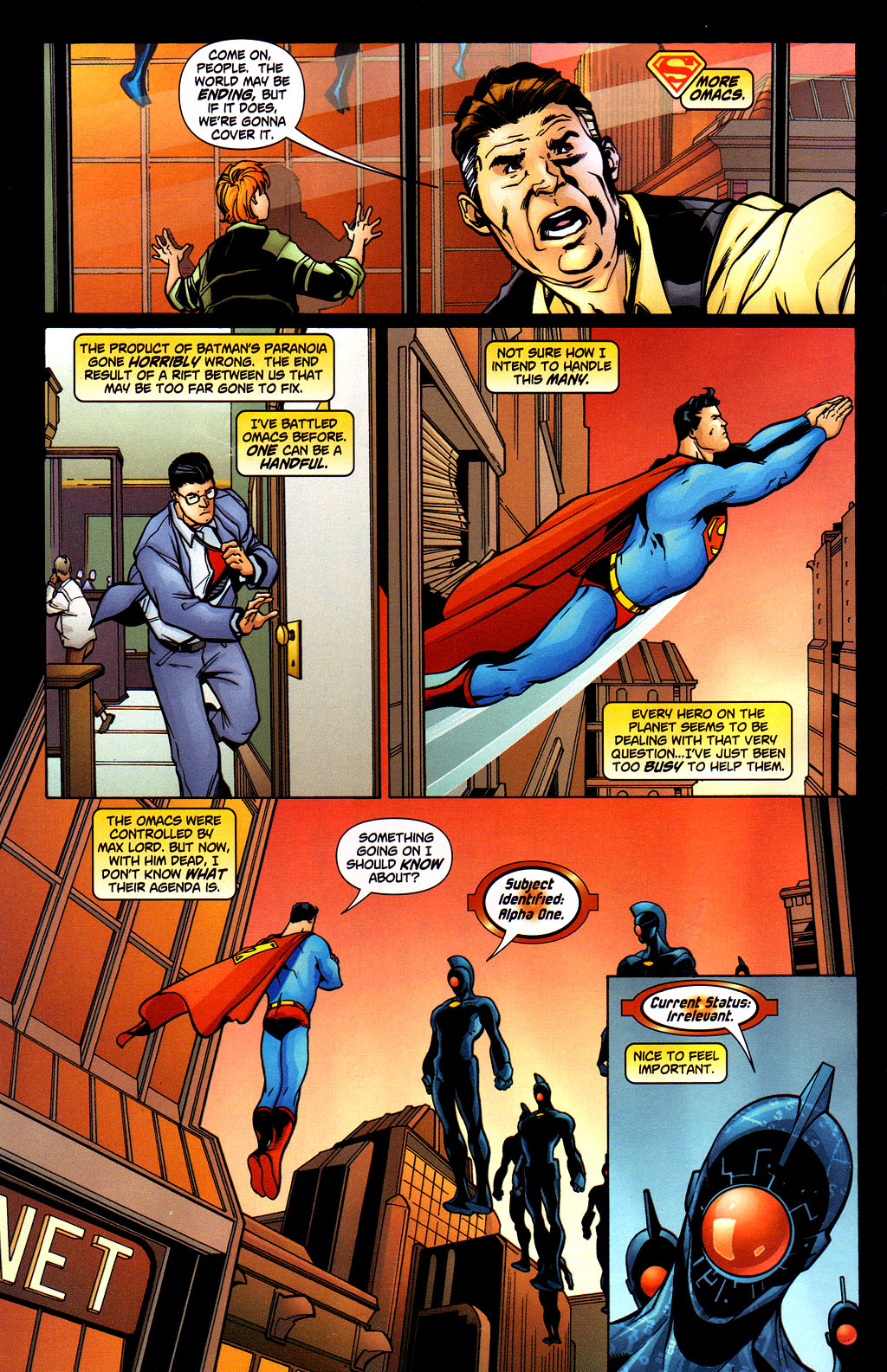 Read online Adventures of Superman (1987) comic -  Issue #645 - 5