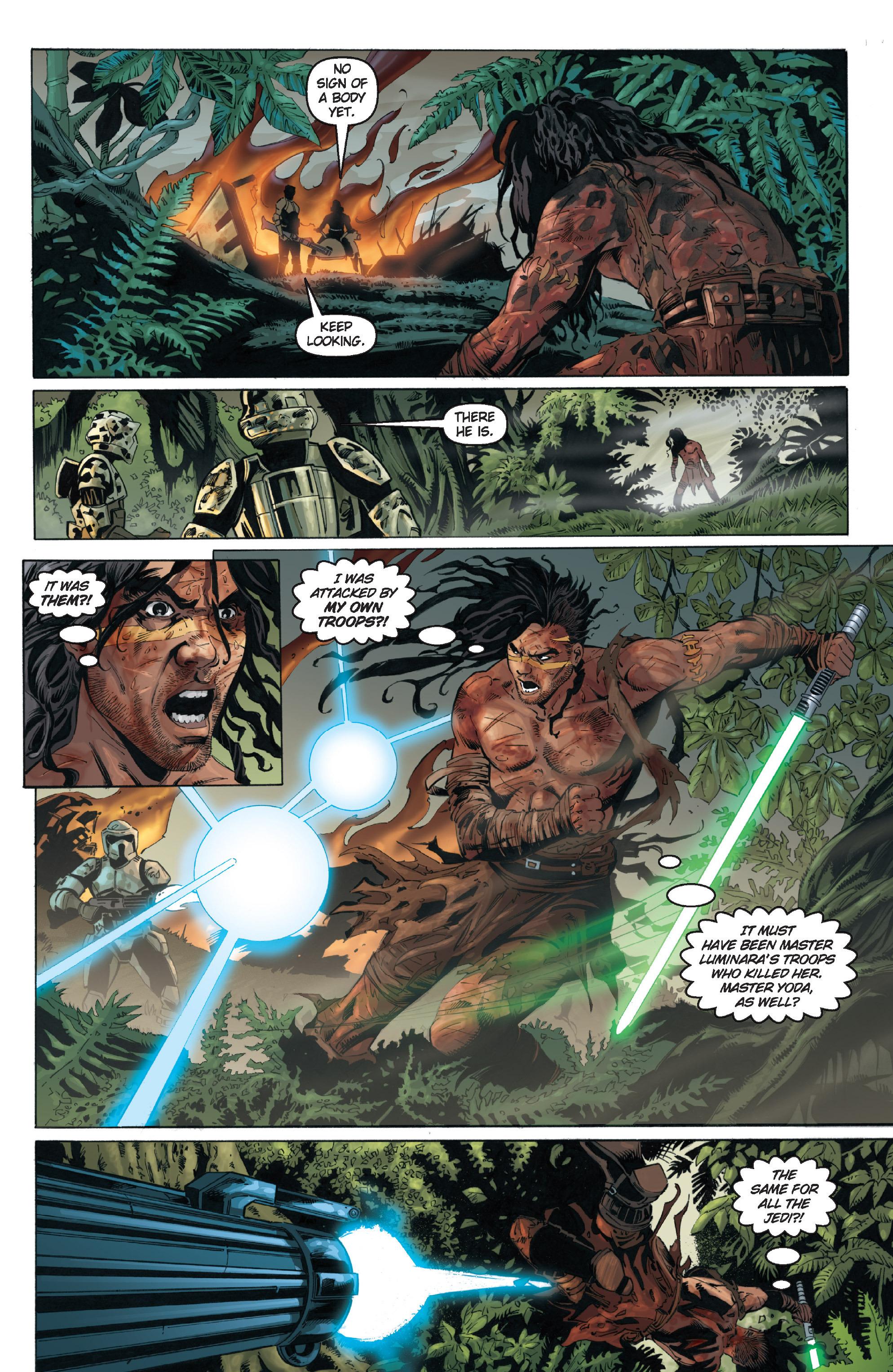 Read online Star Wars Omnibus comic -  Issue # Vol. 26 - 397