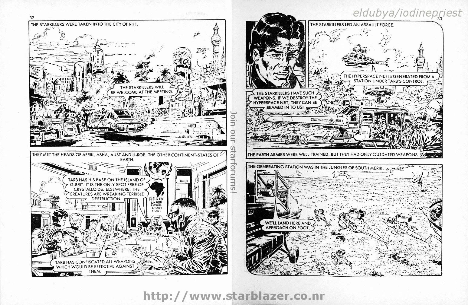 Starblazer issue 155 - Page 18