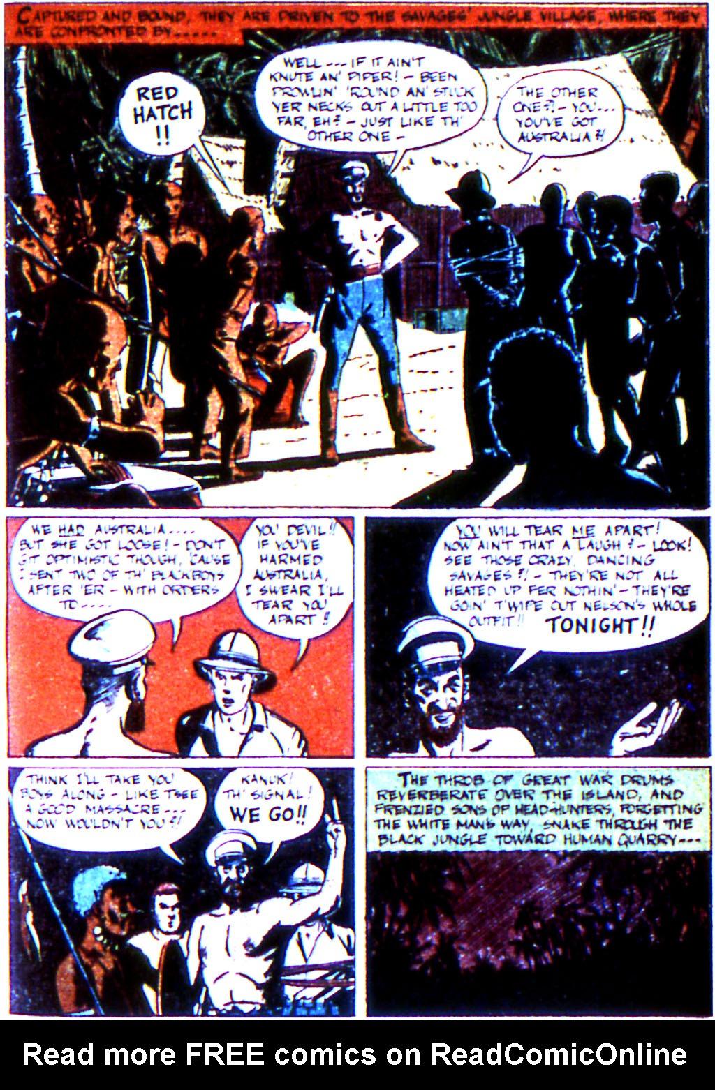 Read online Adventure Comics (1938) comic -  Issue #43 - 5