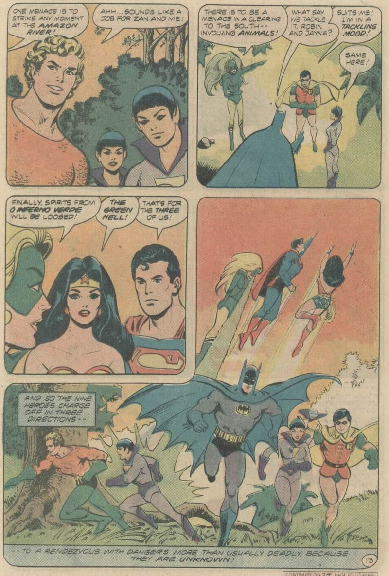The Super Friends Issue #47 #47 - English 14