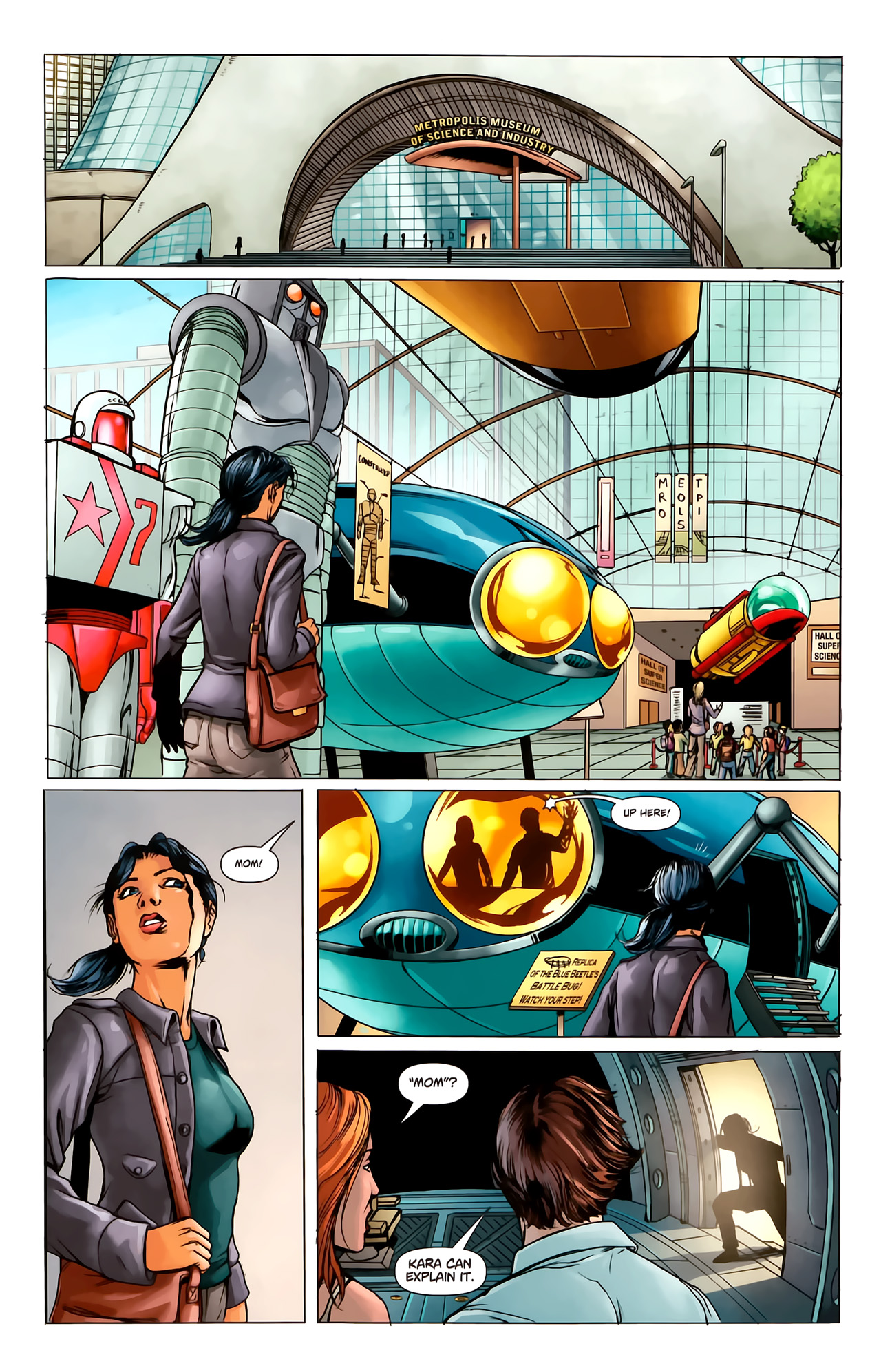Action Comics (1938) 882 Page 4