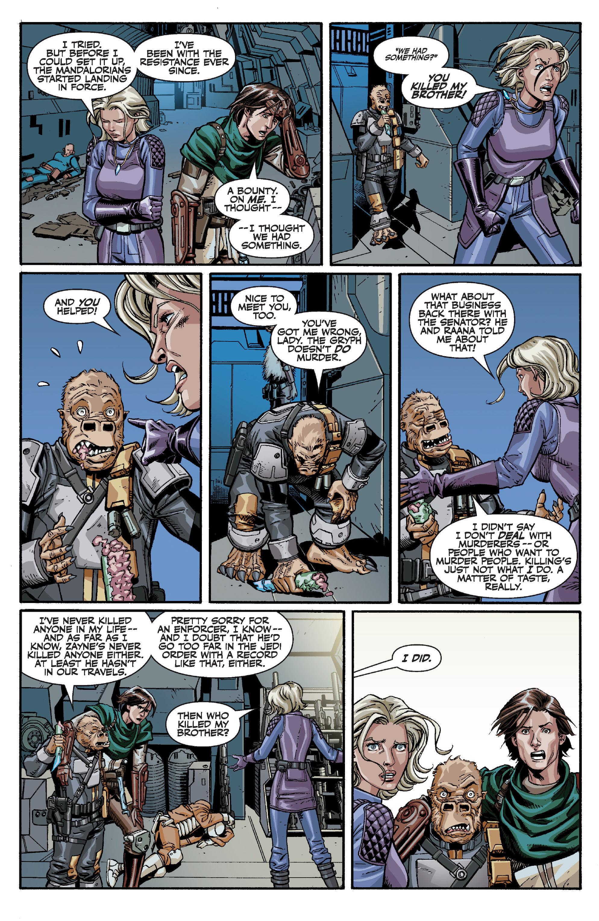 Read online Star Wars Omnibus comic -  Issue # Vol. 32 - 111