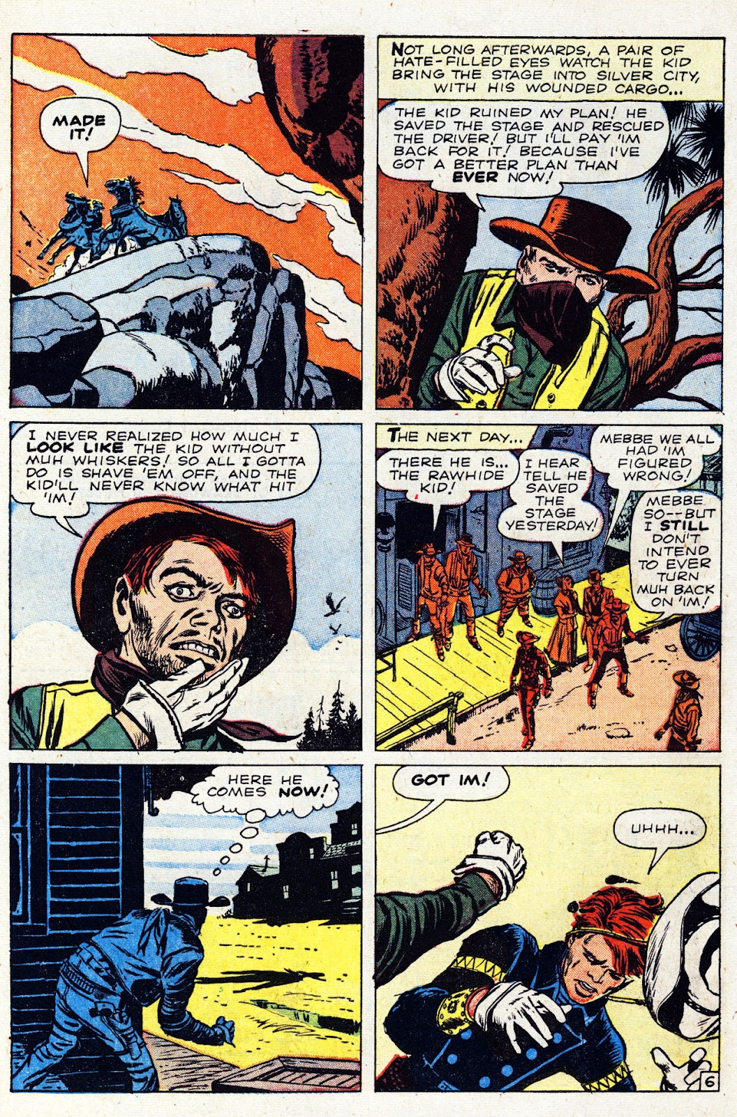 The Rawhide Kid (1955) issue 24 - Page 10