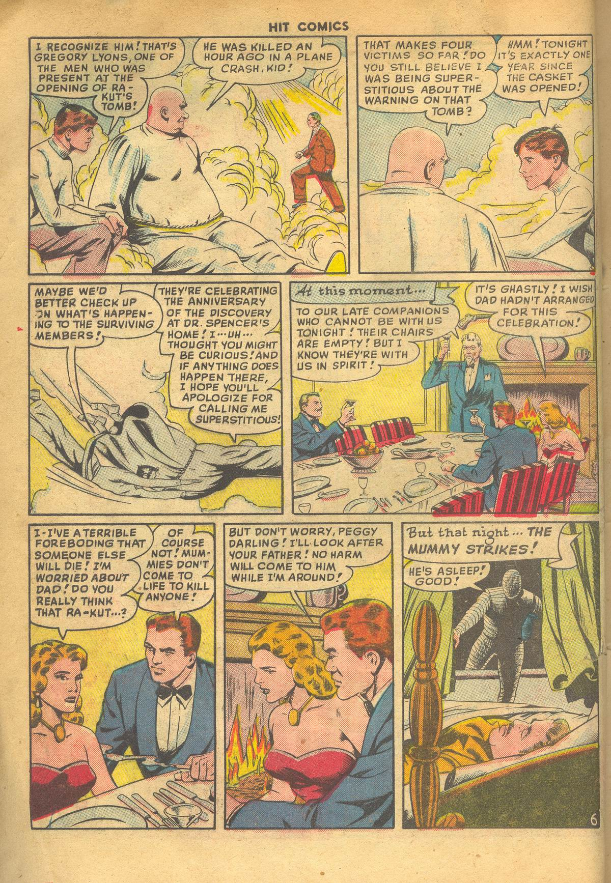 Read online Hit Comics comic -  Issue #60 - 8