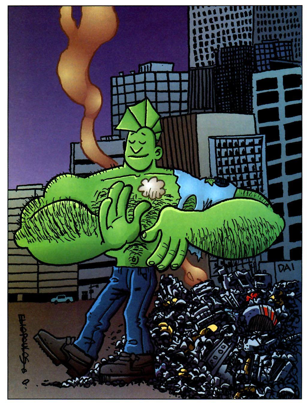 The Savage Dragon (1993) Issue #59 #62 - English 30