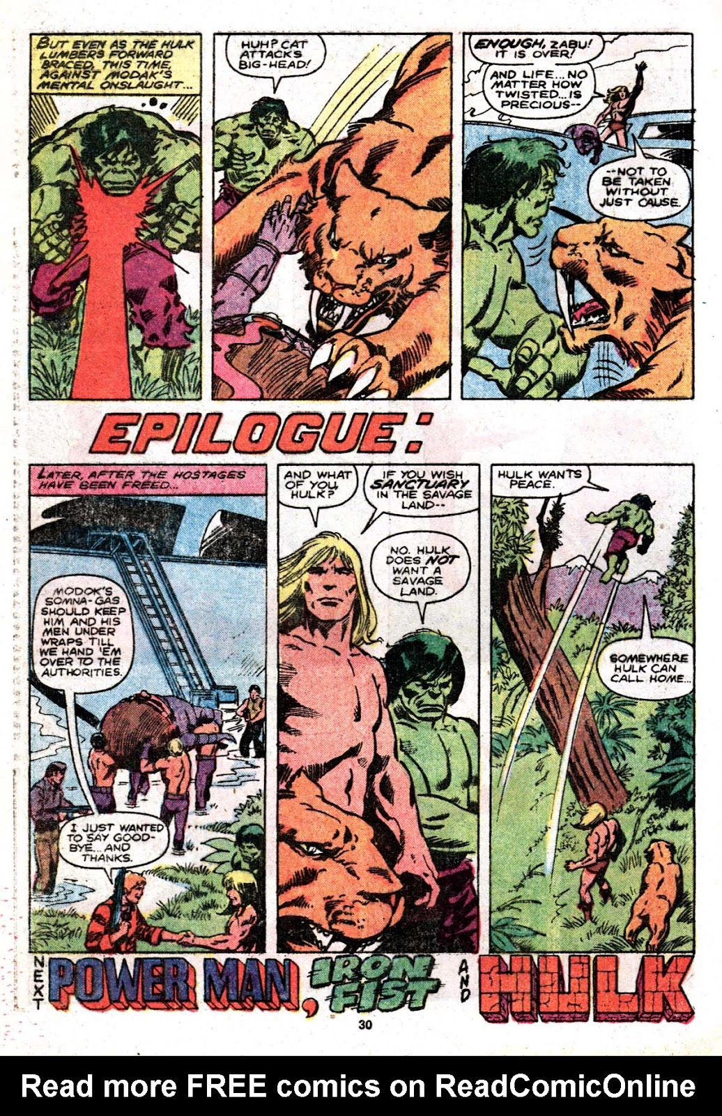 Marvel Team-Up (1972) 104 Page 23