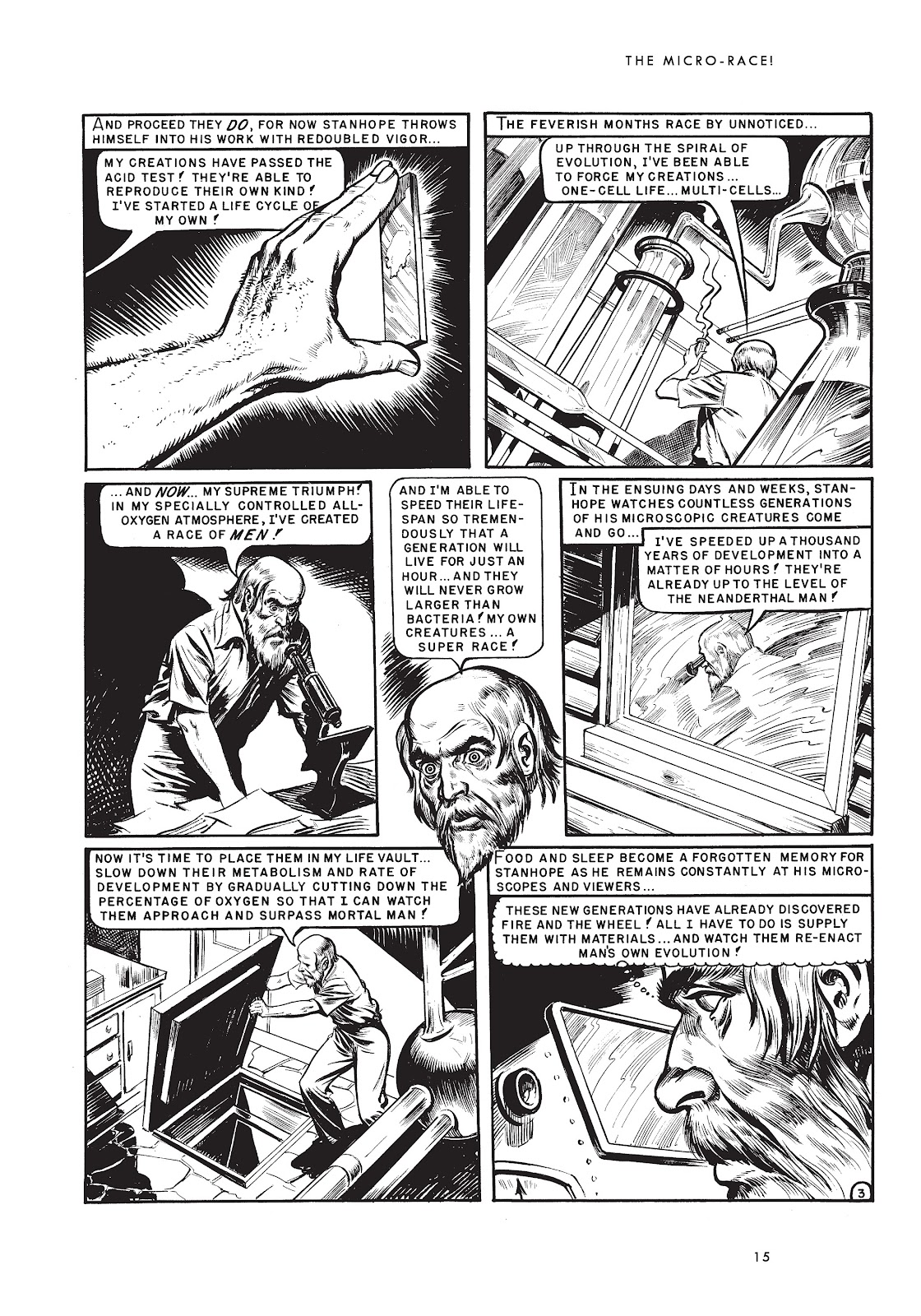 Read online The Martian Monster and Other Stories comic -  Issue # TPB (Part 1) - 30