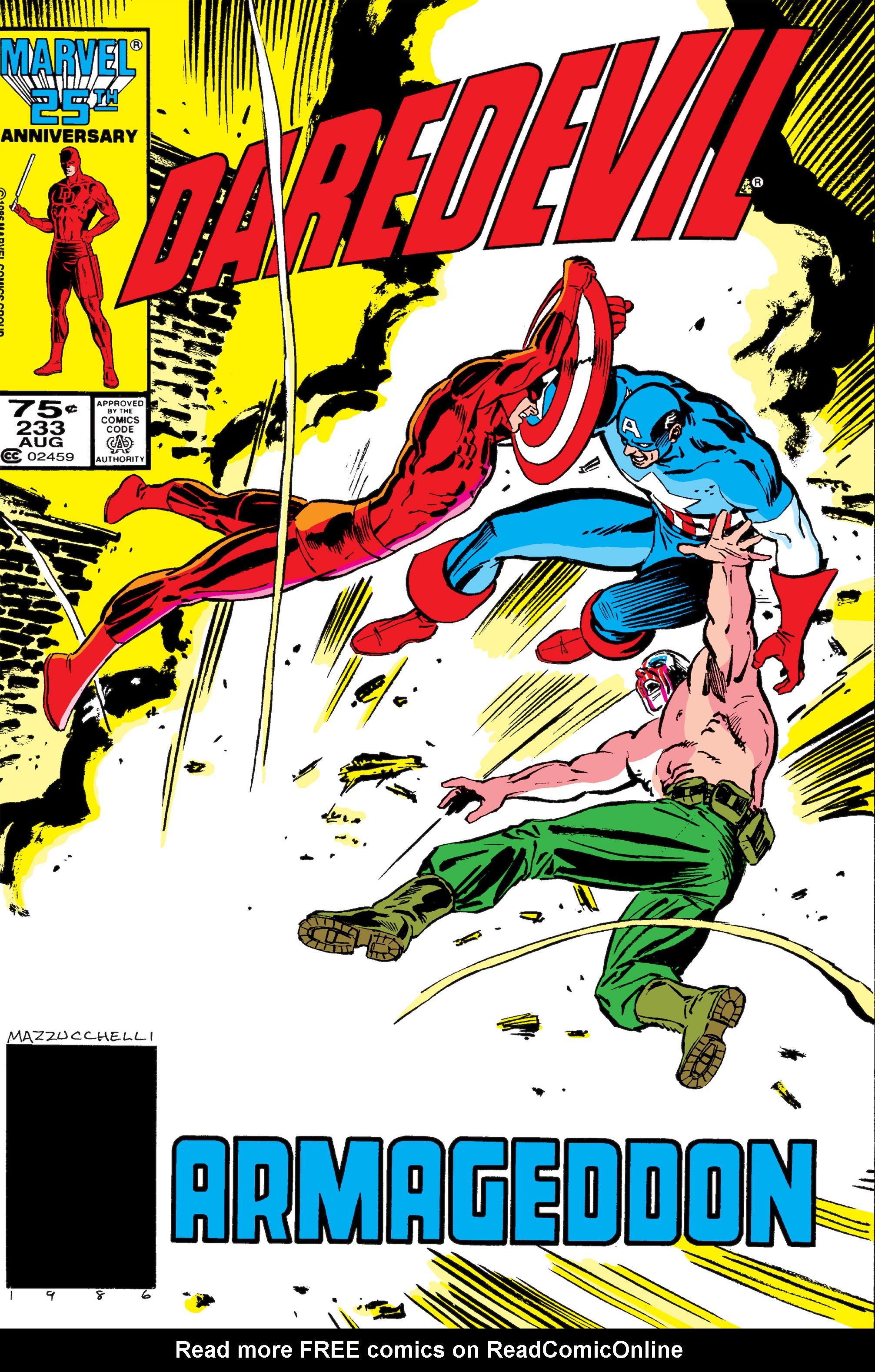 Read online Daredevil: Born Again comic -  Issue # Full - 169