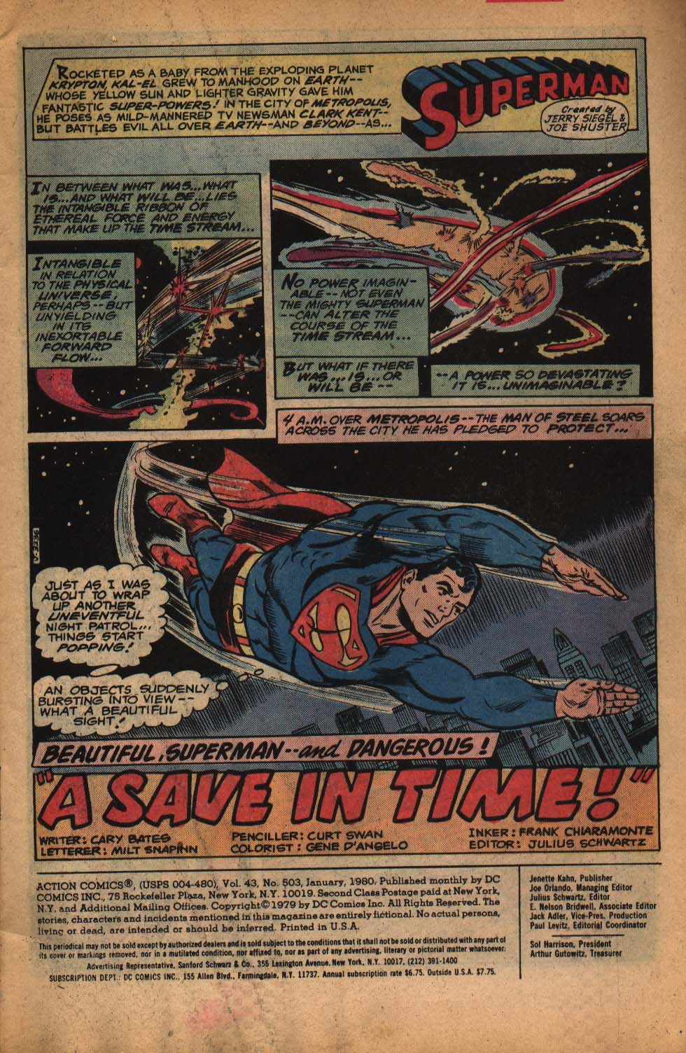 Read online Action Comics (1938) comic -  Issue #503 - 3