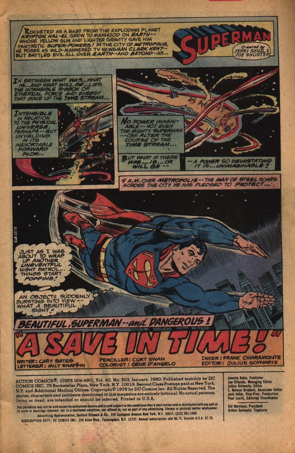 Action Comics (1938) 503 Page 2