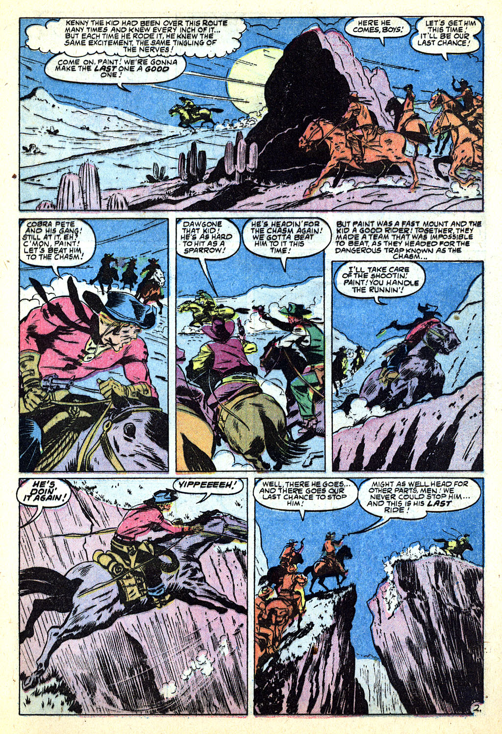 The Rawhide Kid (1955) issue 4 - Page 21
