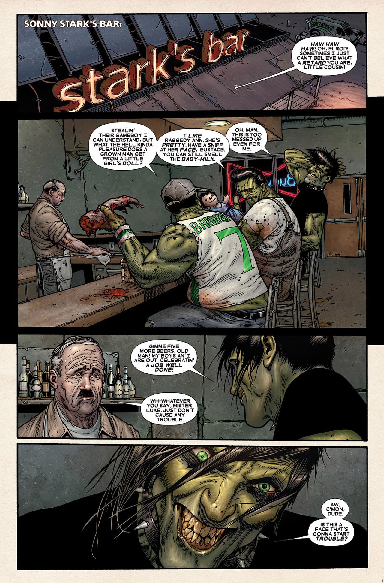 Read online Wolverine: Old Man Logan comic -  Issue # Full - 170