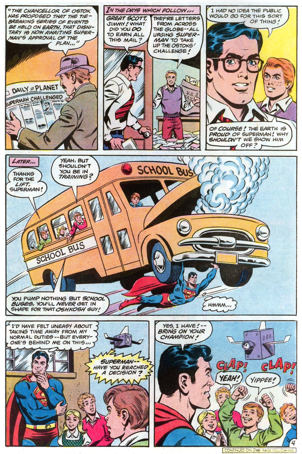 Read online Action Comics (1938) comic -  Issue #574 - 6