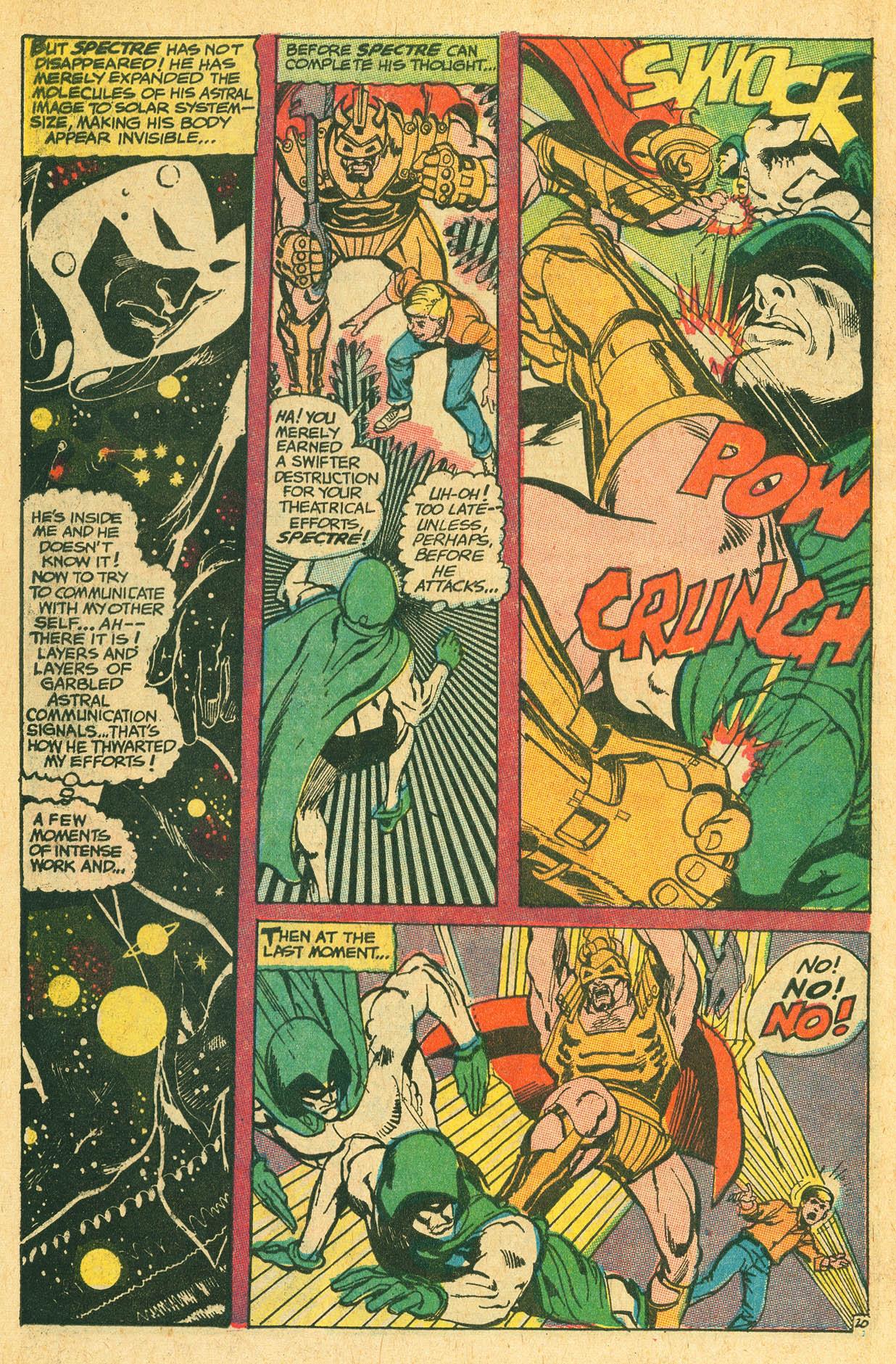Read online Adventure Comics (1938) comic -  Issue #497 - 94