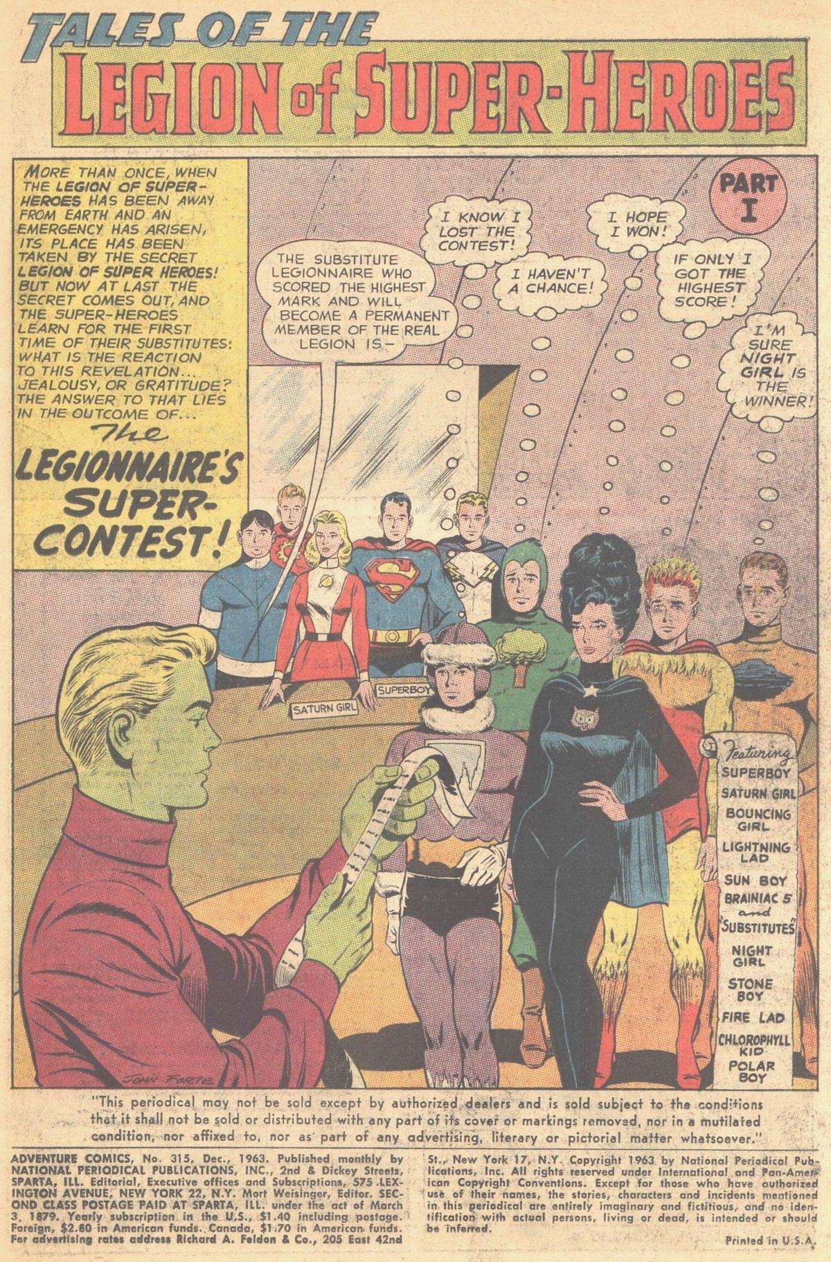 Read online Adventure Comics (1938) comic -  Issue #315 - 3