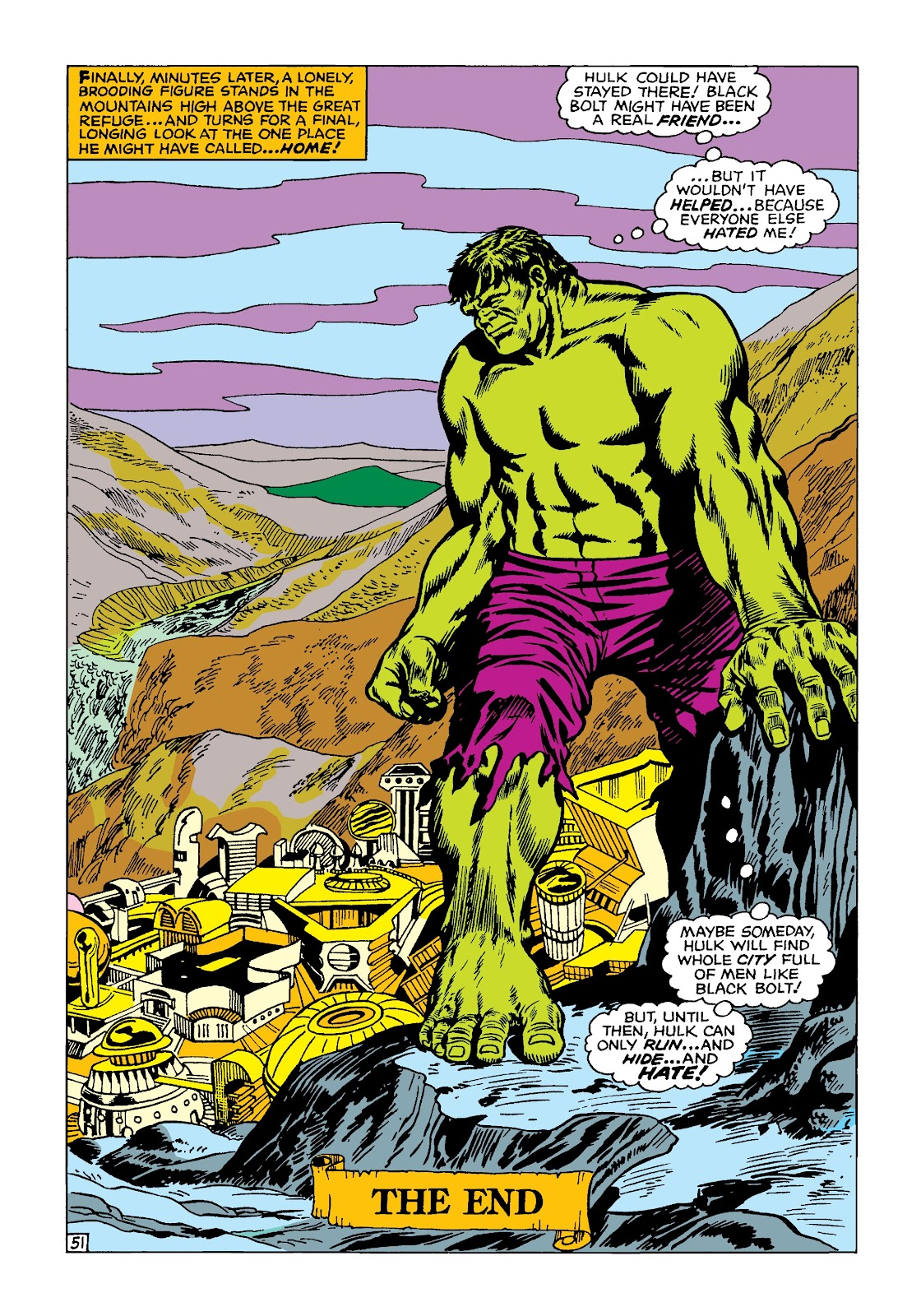 Read online Marvel Masterworks: The Incredible Hulk comic -  Issue # TPB 4 (Part 2) - 84