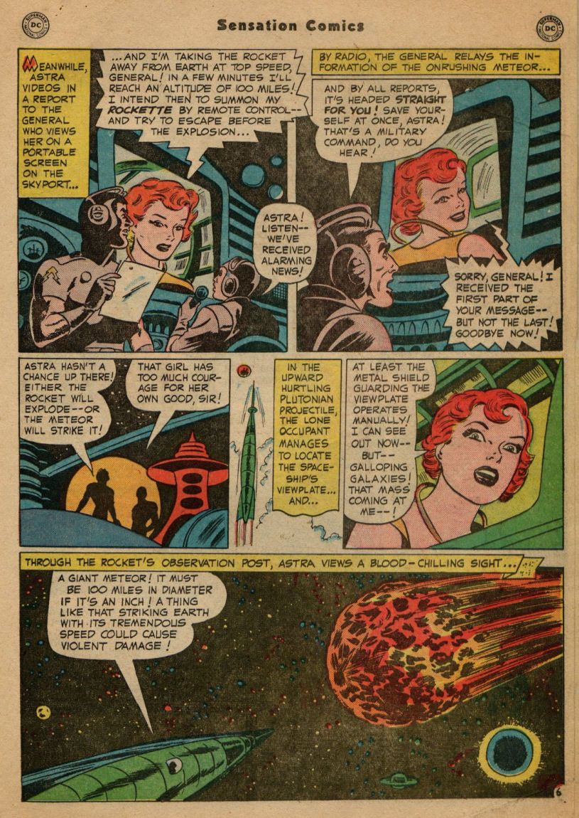 Read online Sensation (Mystery) Comics comic -  Issue #100 - 35