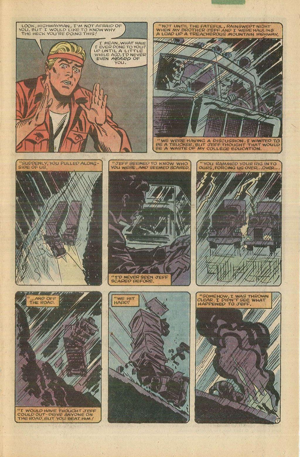 Read online U.S. 1 comic -  Issue #10 - 11