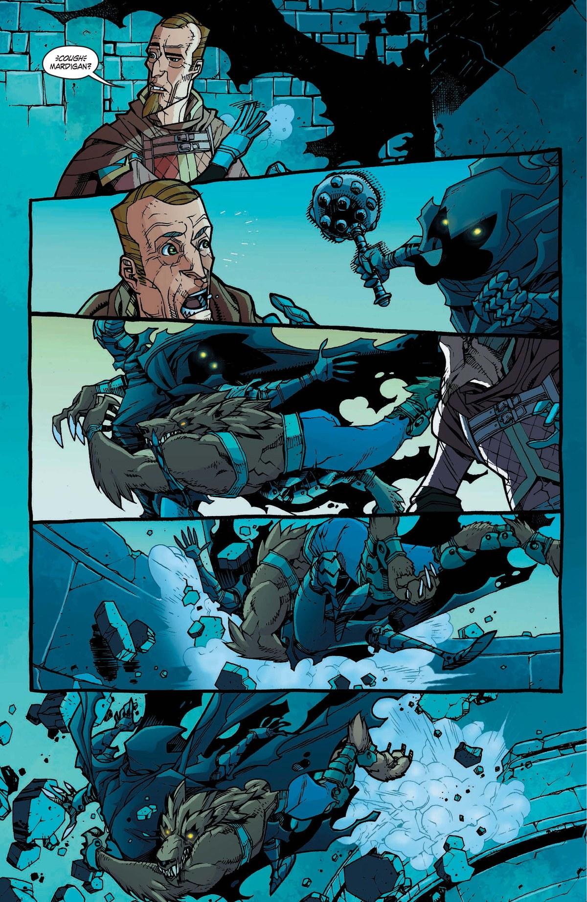 Read online World of Warcraft: Dark Riders comic -  Issue # Full - 111