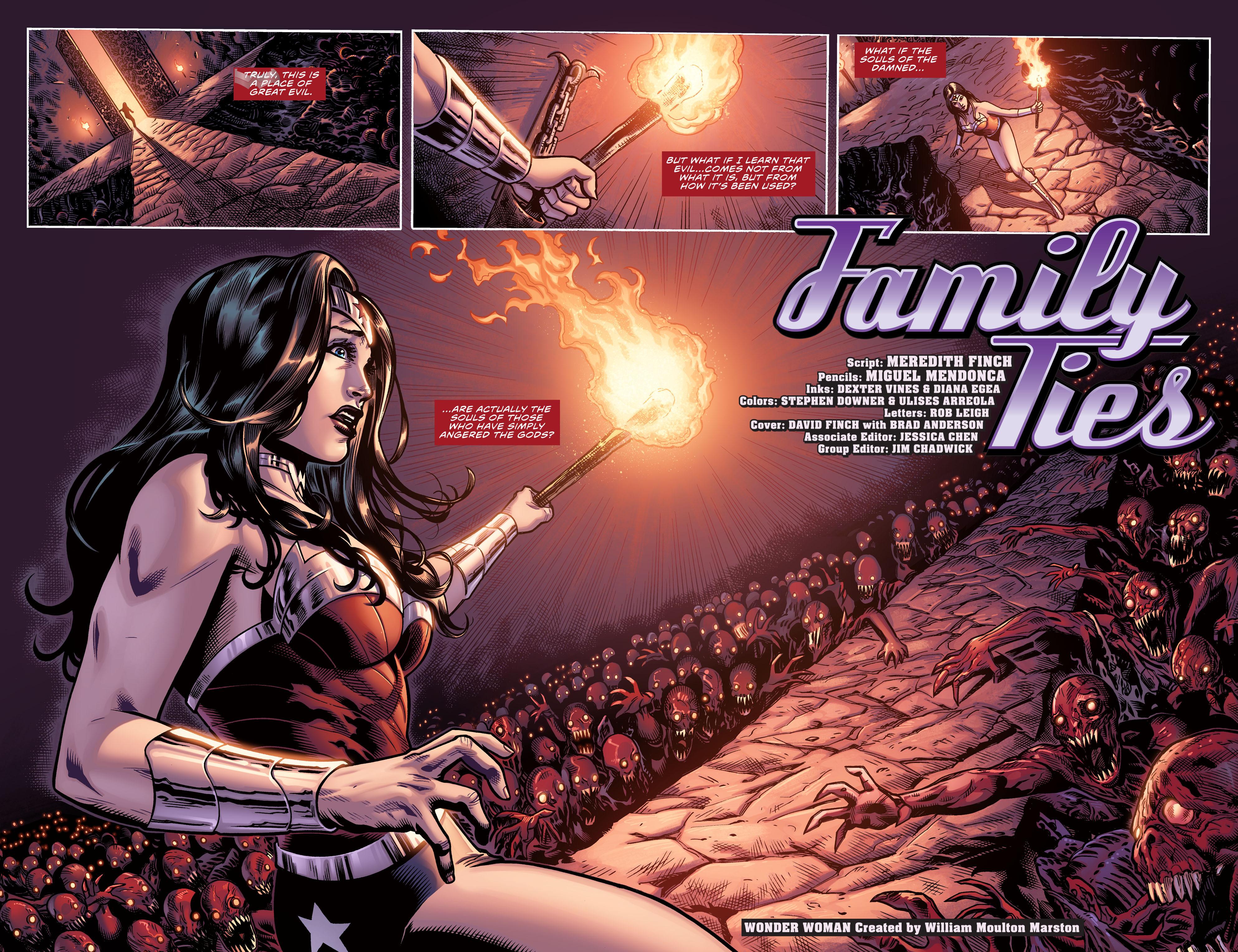Read online Wonder Woman (2011) comic -  Issue #51 - 5