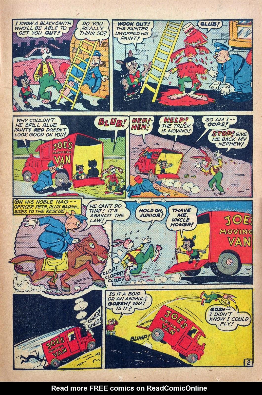 Krazy Komics issue 6 - Page 39