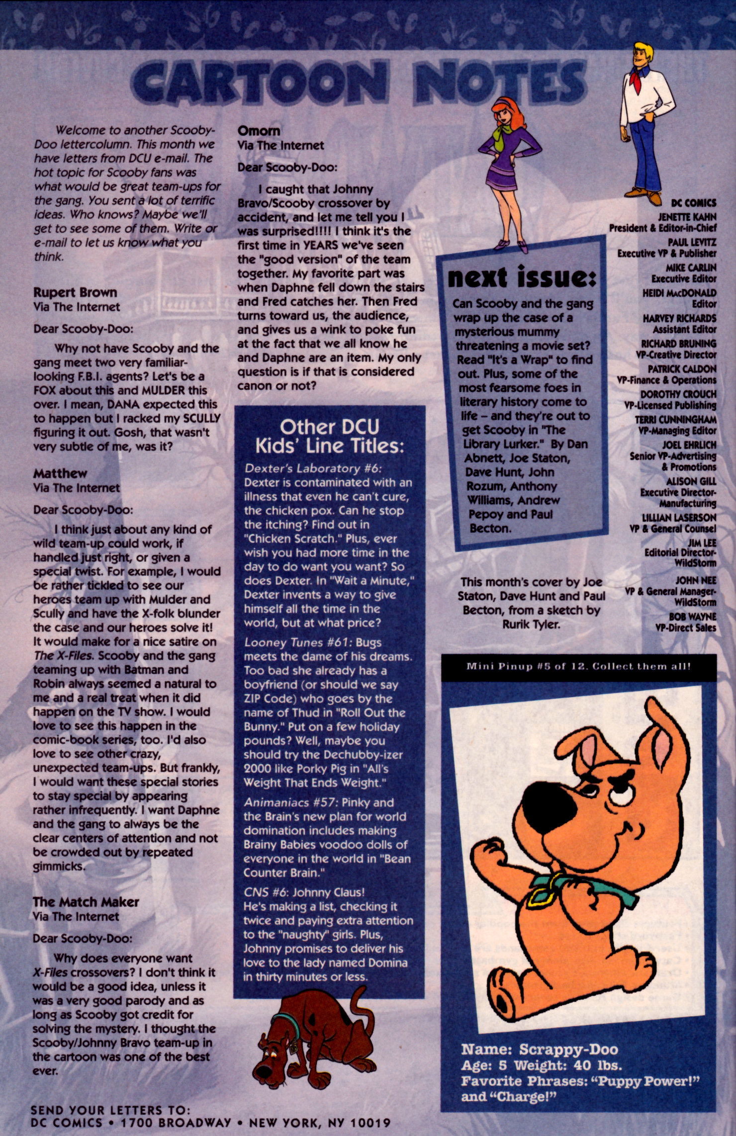 Read online Scooby-Doo (1997) comic -  Issue #31 - 24
