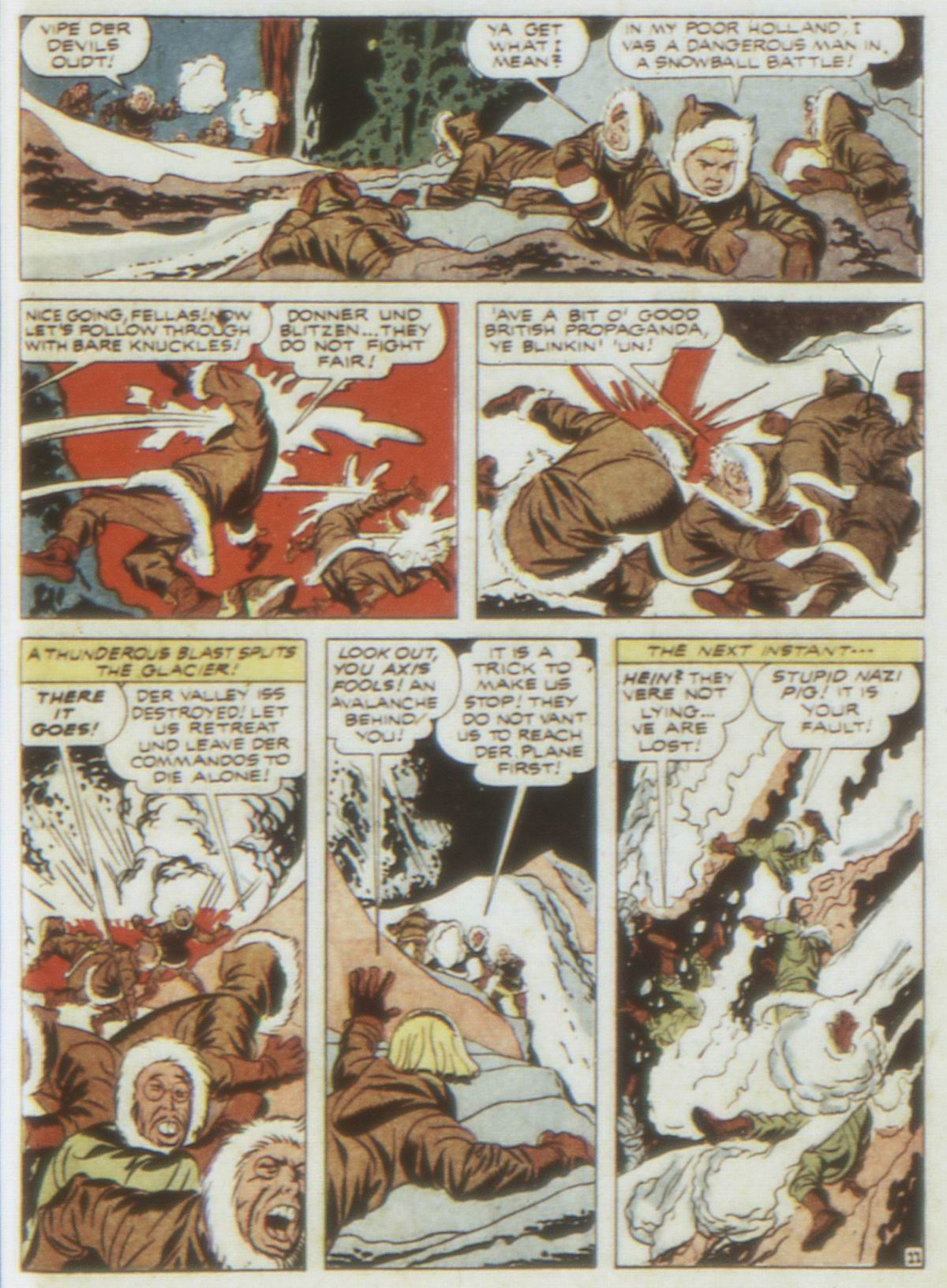 Read online Detective Comics (1937) comic -  Issue #77 - 57