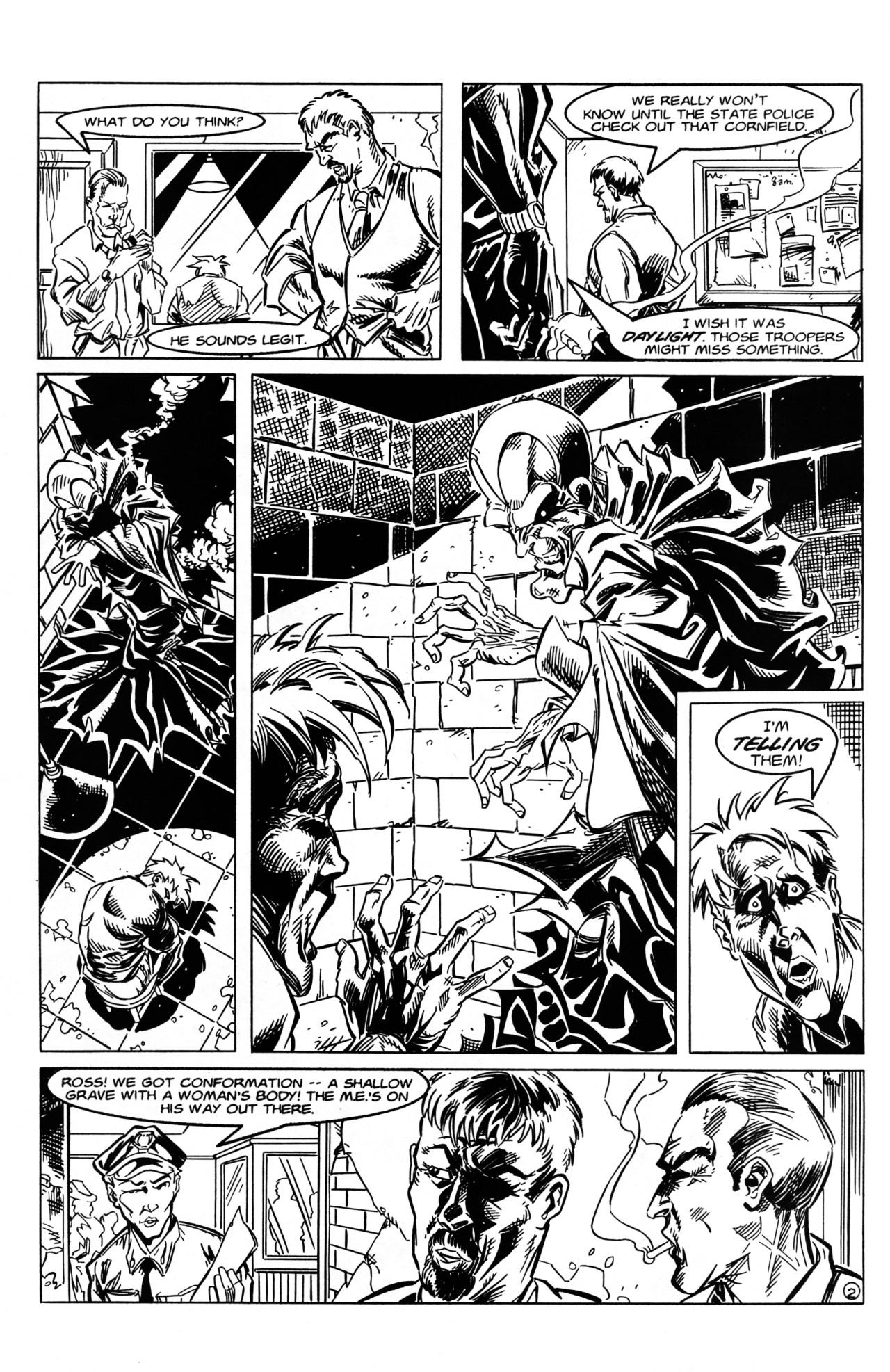 Read online Dr. Weird (1997) comic -  Issue #2 - 4