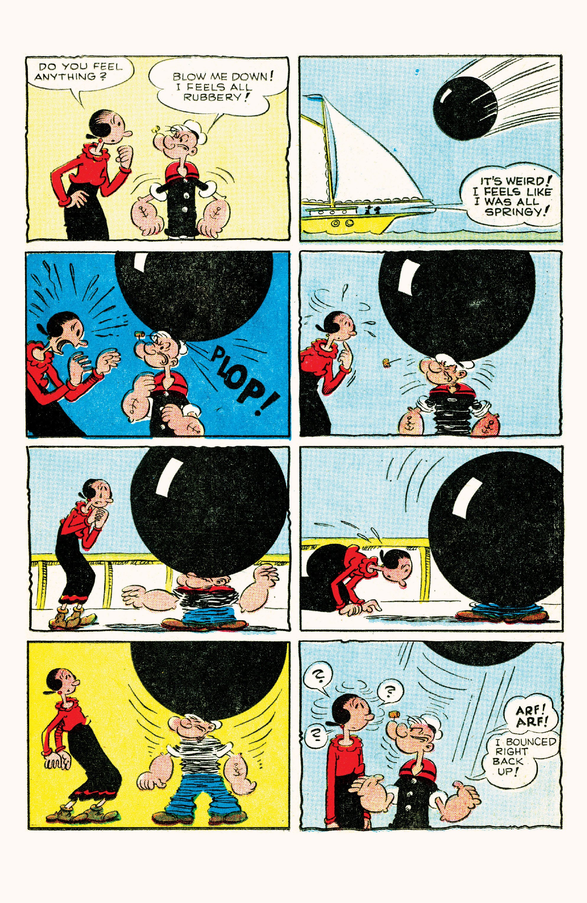 Read online Classic Popeye comic -  Issue #57 - 13